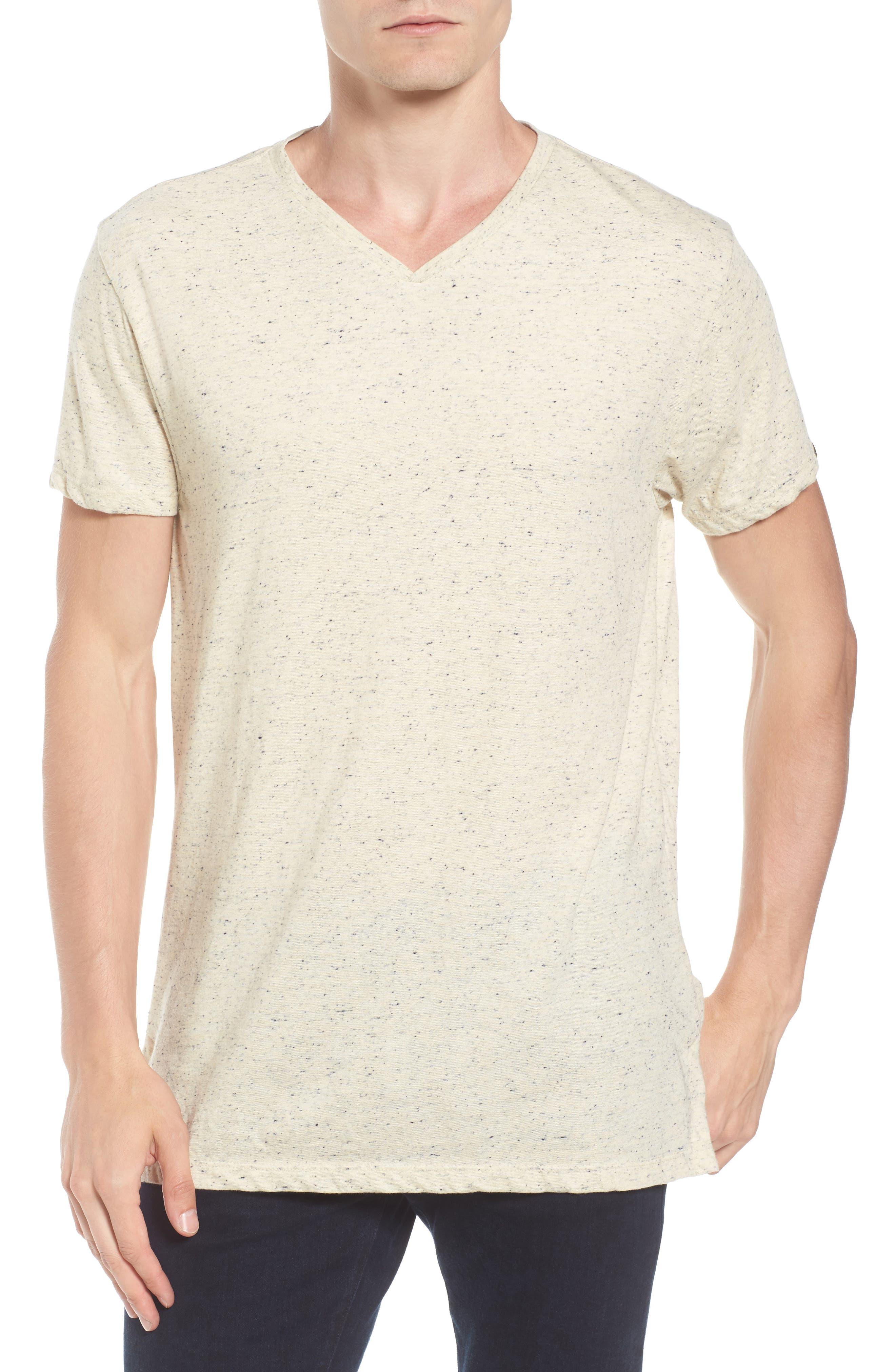 Mélange Jersey T-Shirt,                             Main thumbnail 2, color,