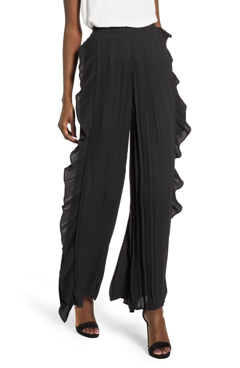 Endless Rose CASCADING RUFFLE PANTS