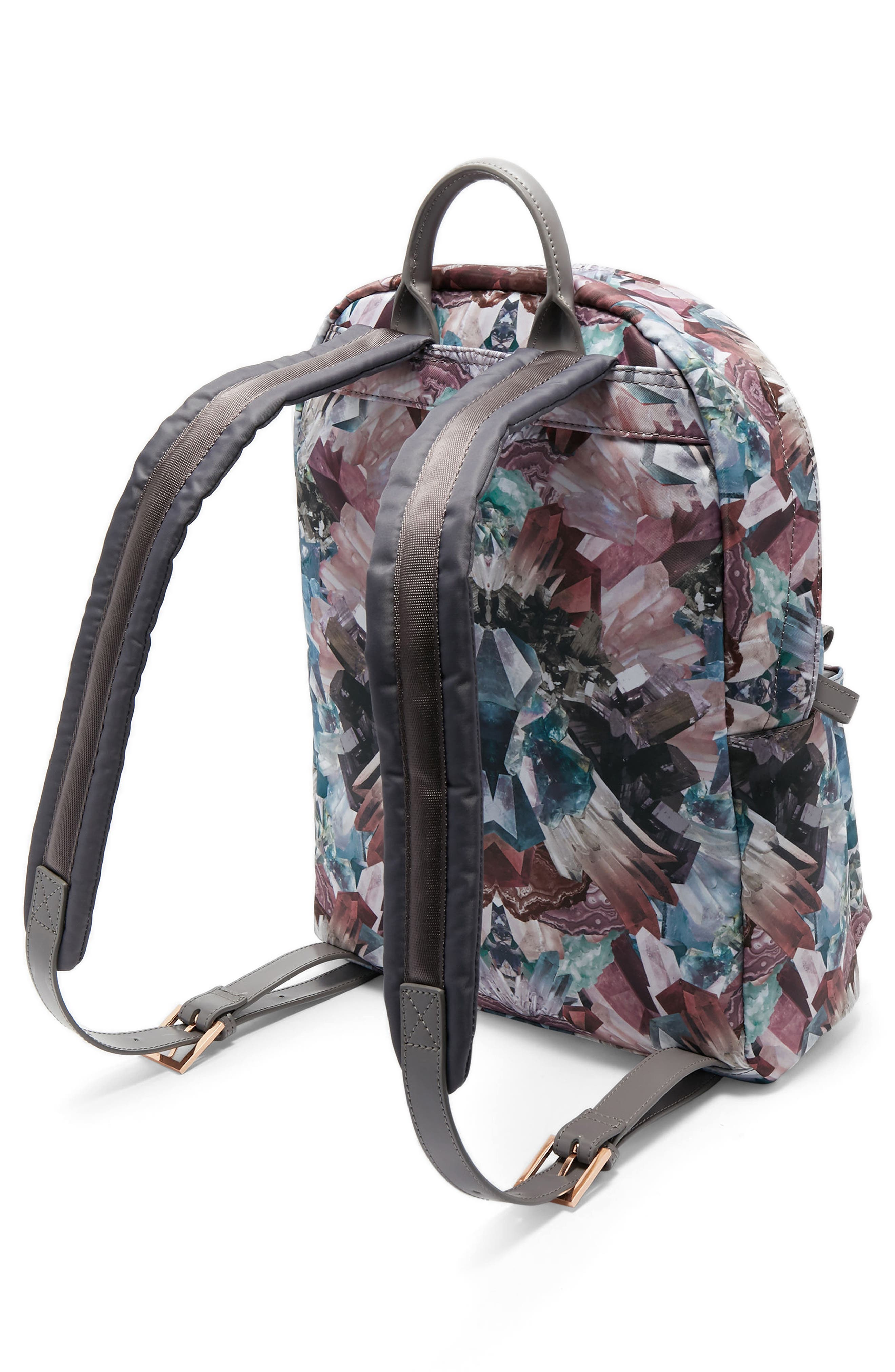 Minerals Print Backpack,                             Alternate thumbnail 2, color,                             021