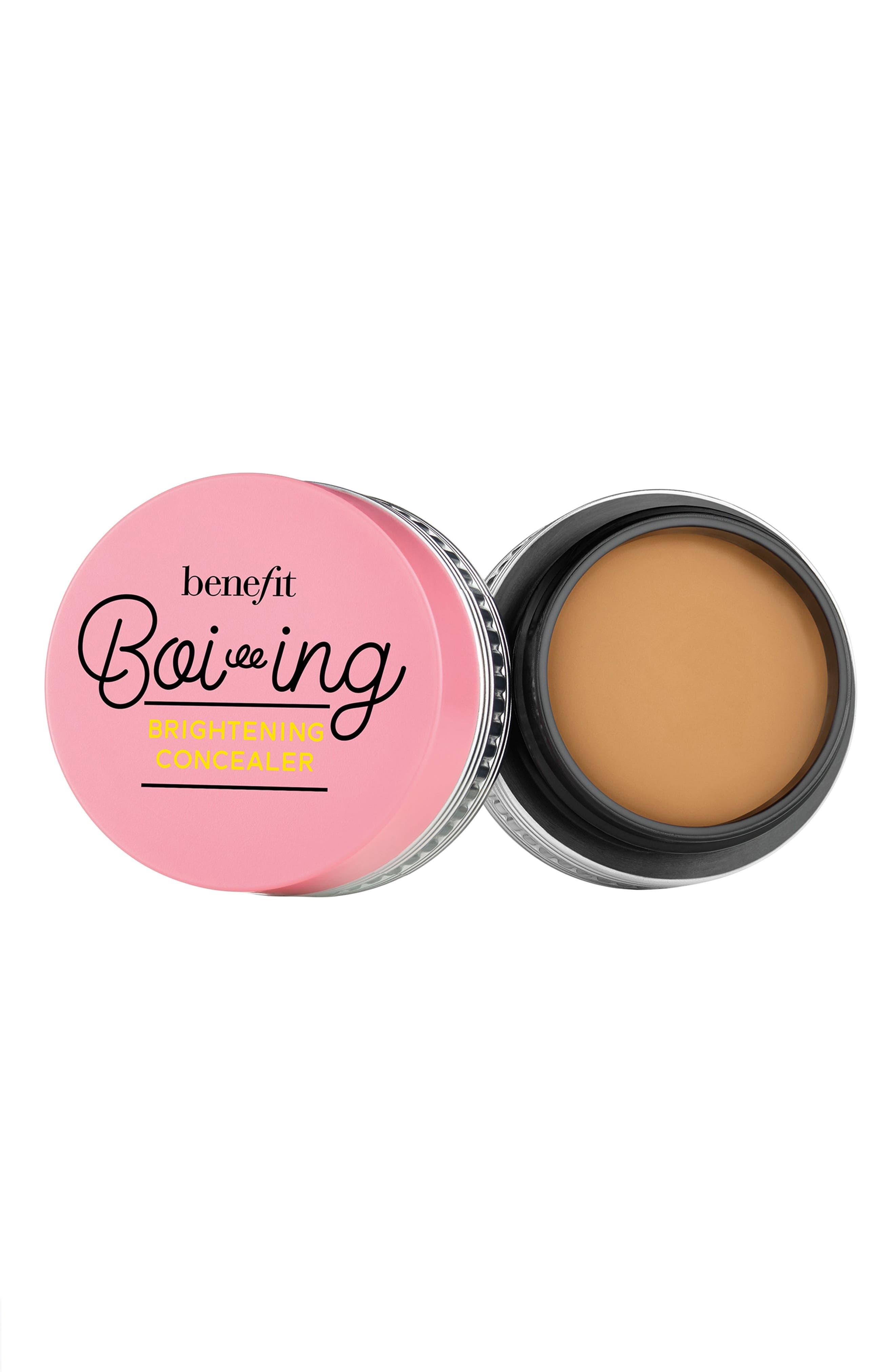 Benefit Boi-ing Brightening Concealer,                         Main,                         color, 04 - MEDIUM / TAN