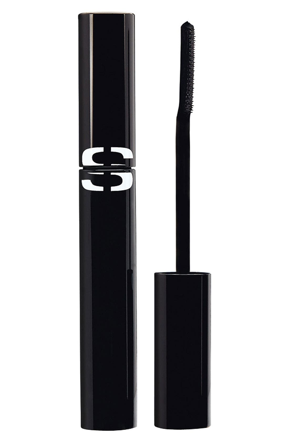 Mascara So Intense Fortifying Volumizing Mascara,                         Main,                         color, DEEP BLACK