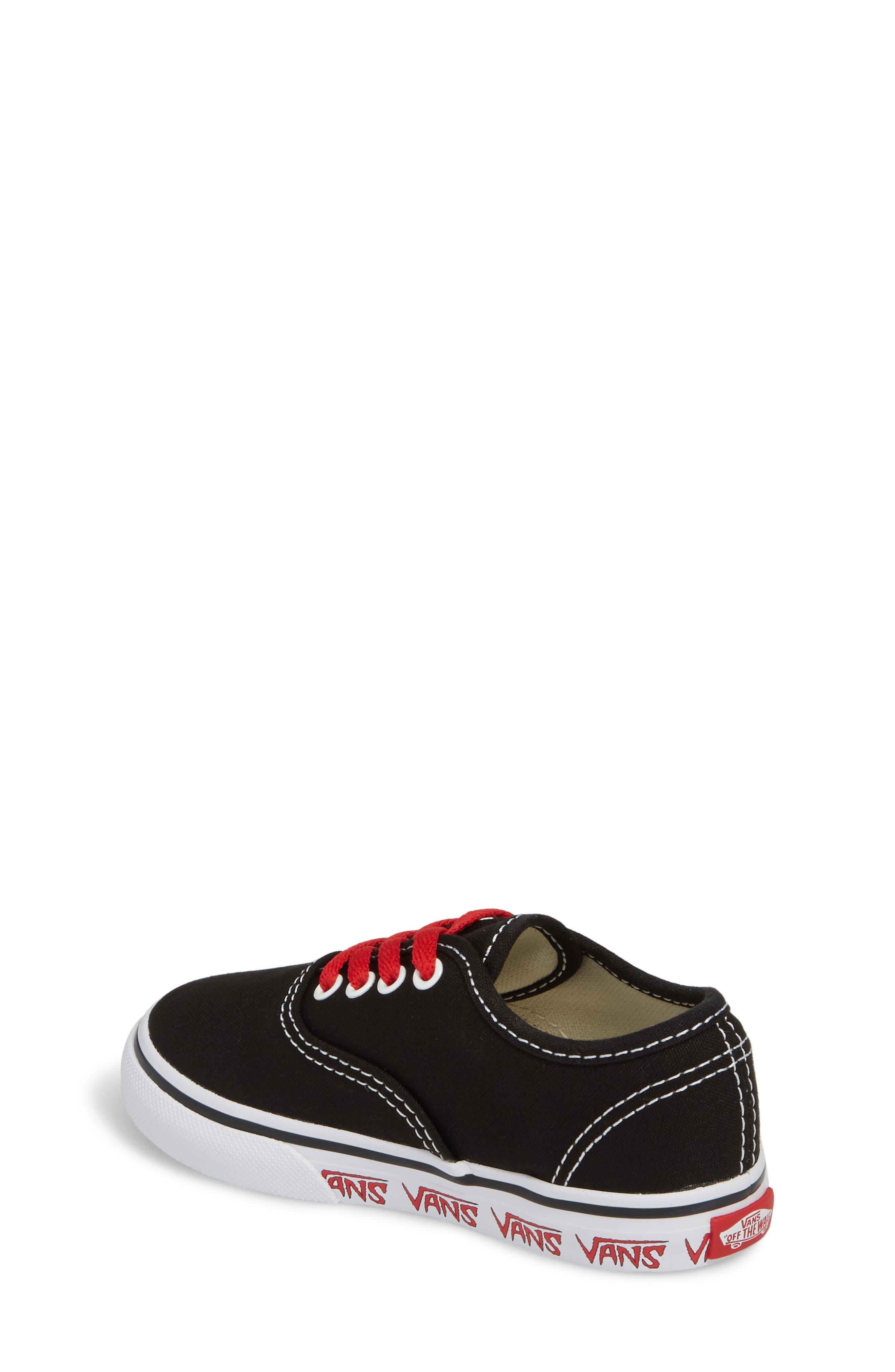 Authentic Sketch Sneaker,                             Alternate thumbnail 2, color,                             001