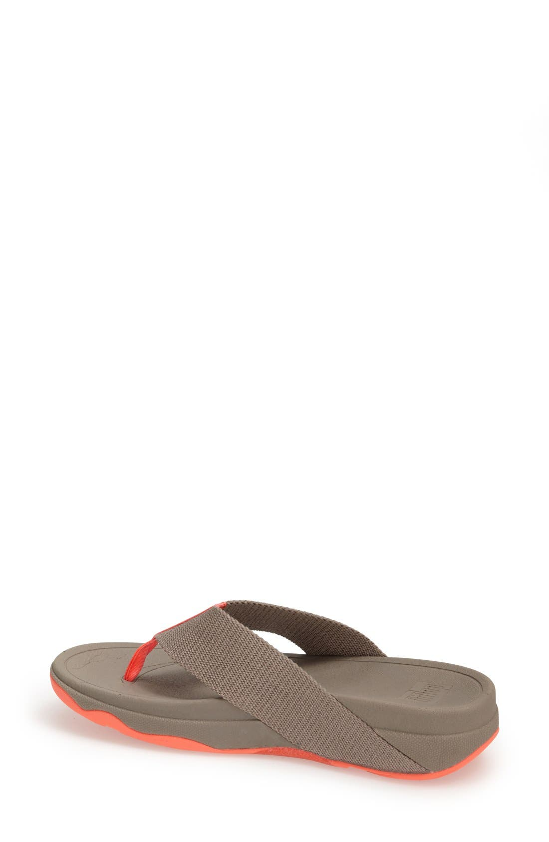 'Surfa' Thong Sandal,                             Alternate thumbnail 12, color,