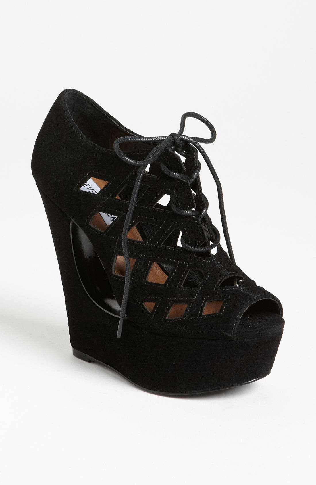 STEVE MADDEN 'Daade' Wedge, Main, color, 006