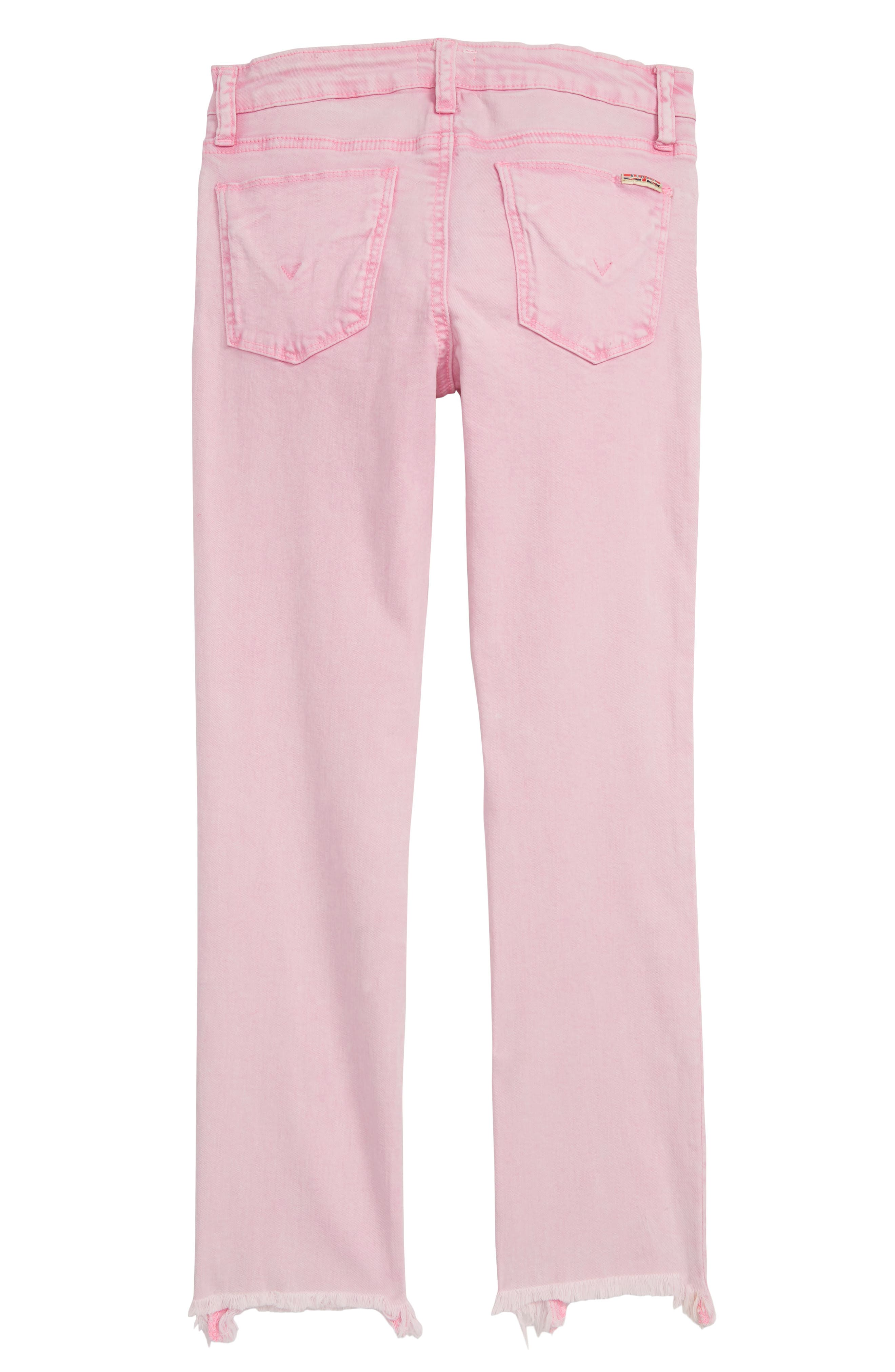 Wren Skinny Jeans,                             Alternate thumbnail 2, color,                             WATERMELON