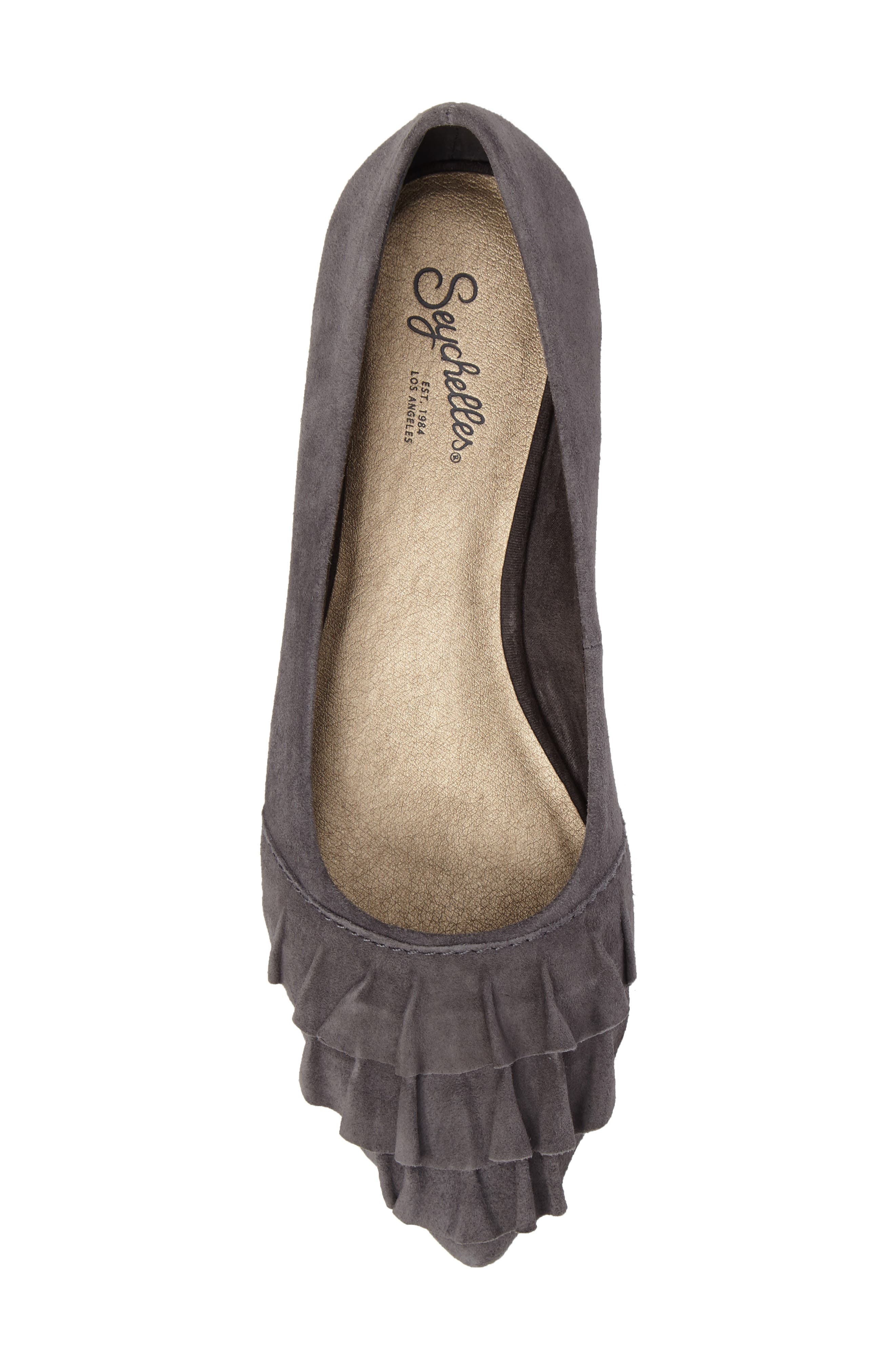 Downstage Pointy Toe Flat,                             Alternate thumbnail 26, color,