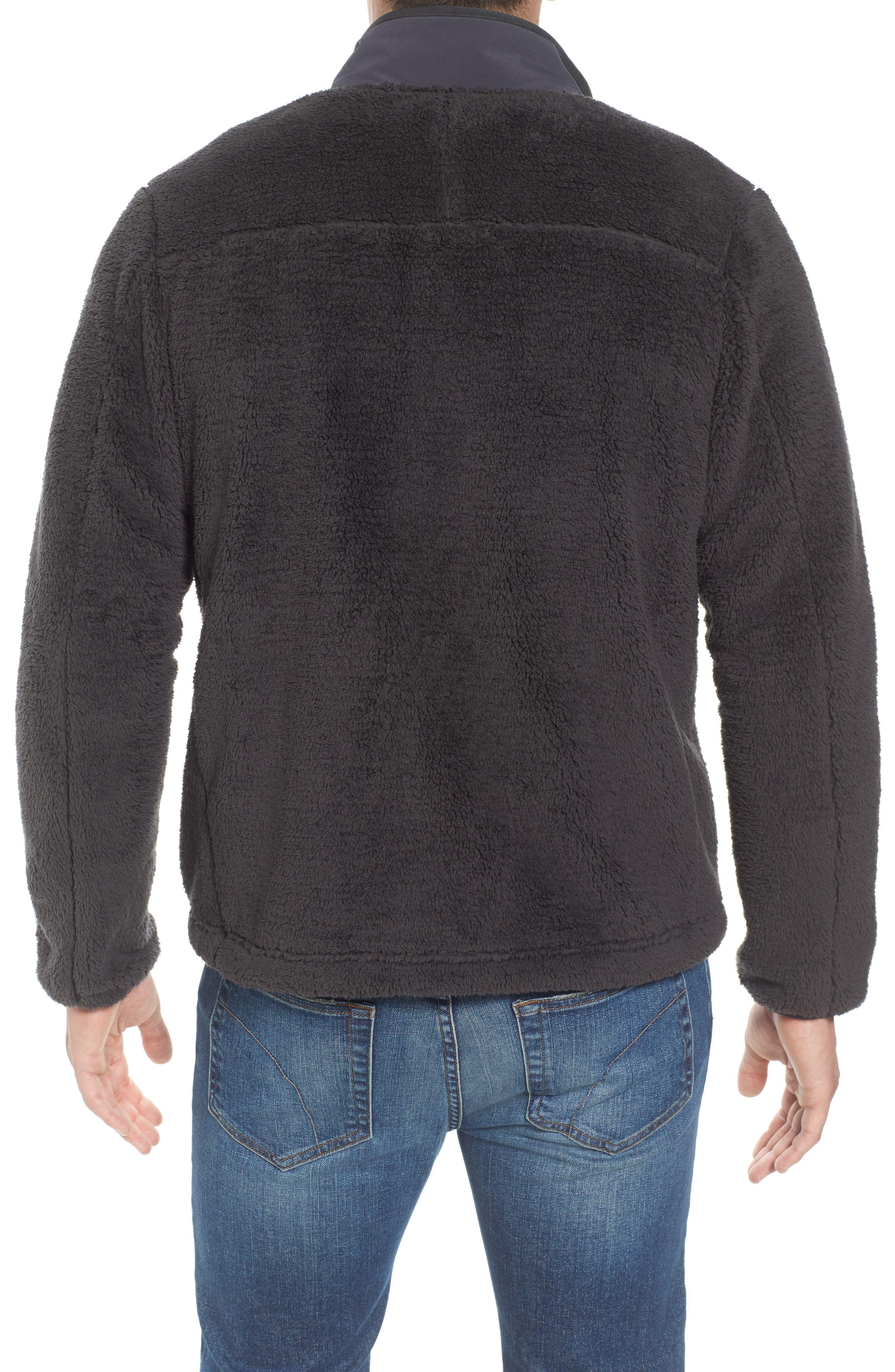 Campshire Zip Fleece Jacket,                             Alternate thumbnail 13, color,
