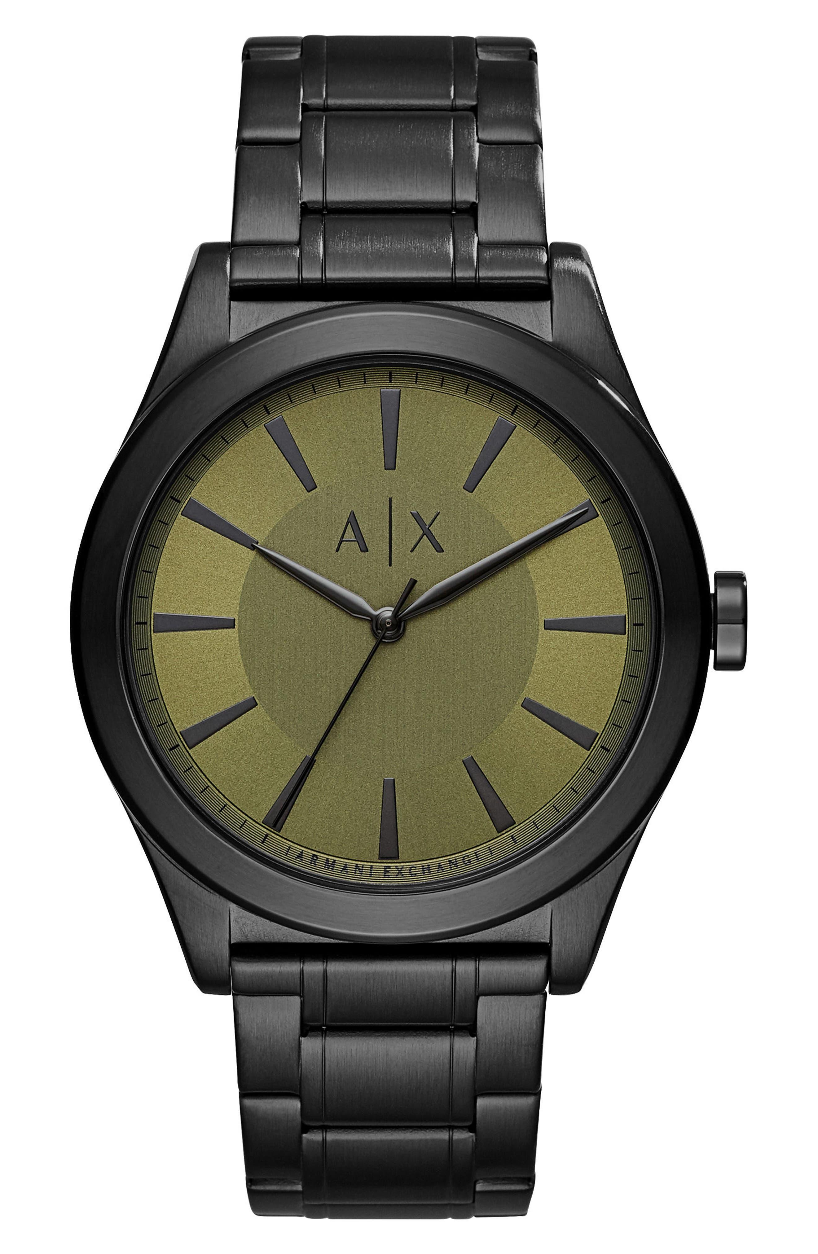 Bracelet Watch, 44mm,                         Main,                         color, 001