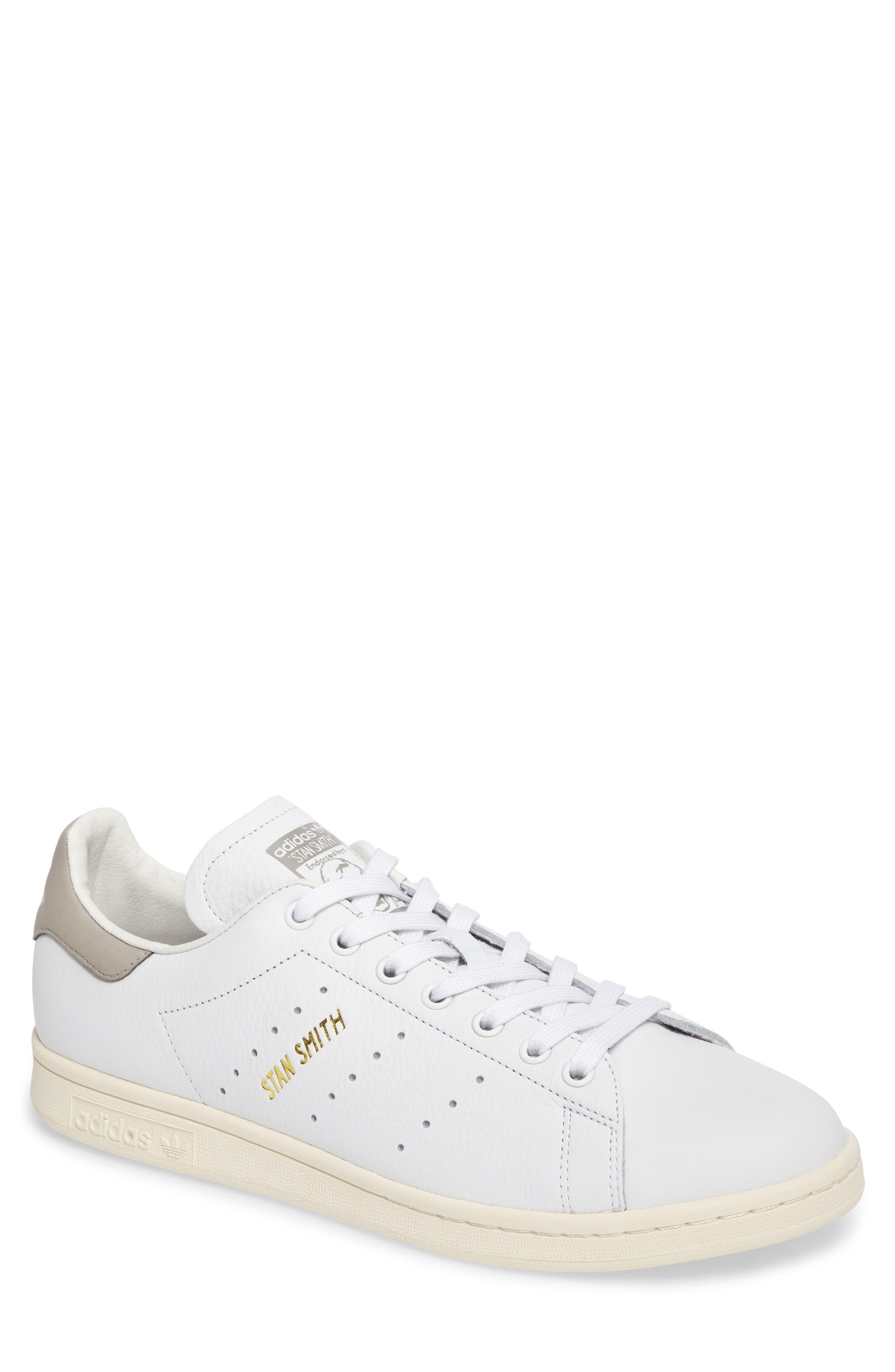 Stan Smith Sneaker,                             Main thumbnail 1, color,                             100