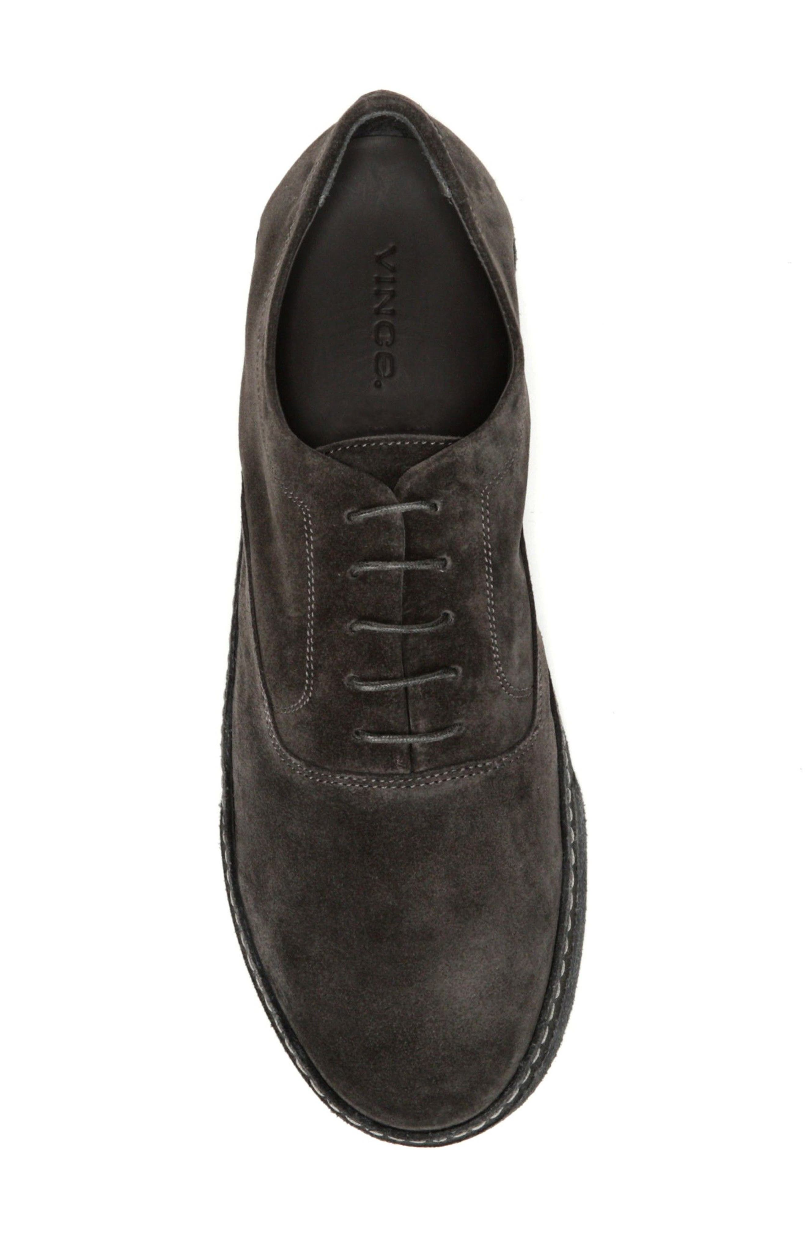 Norris Plain Toe Oxford,                             Alternate thumbnail 5, color,                             021