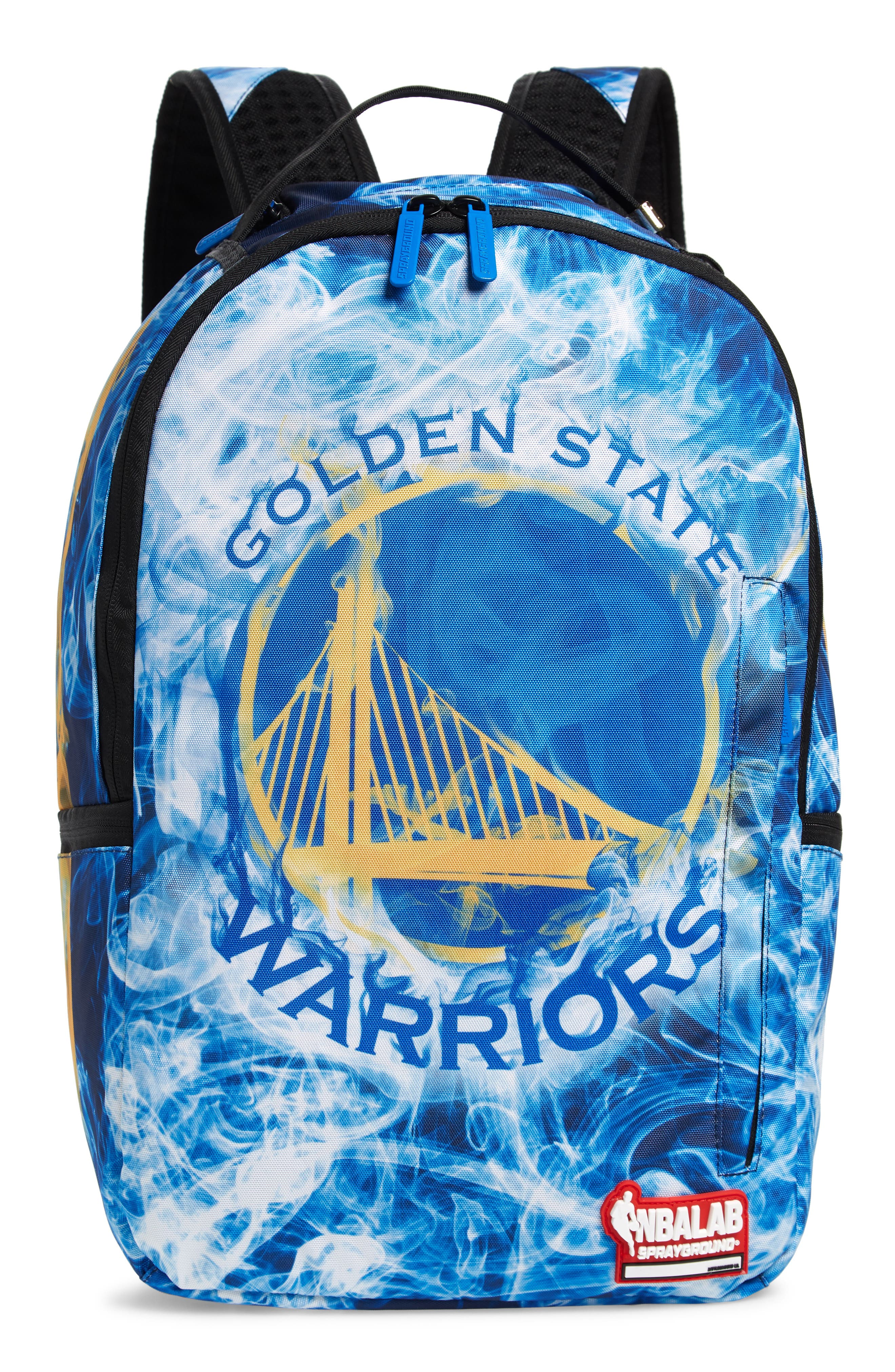 Golden State Smoke Backpack,                         Main,                         color, BLUE