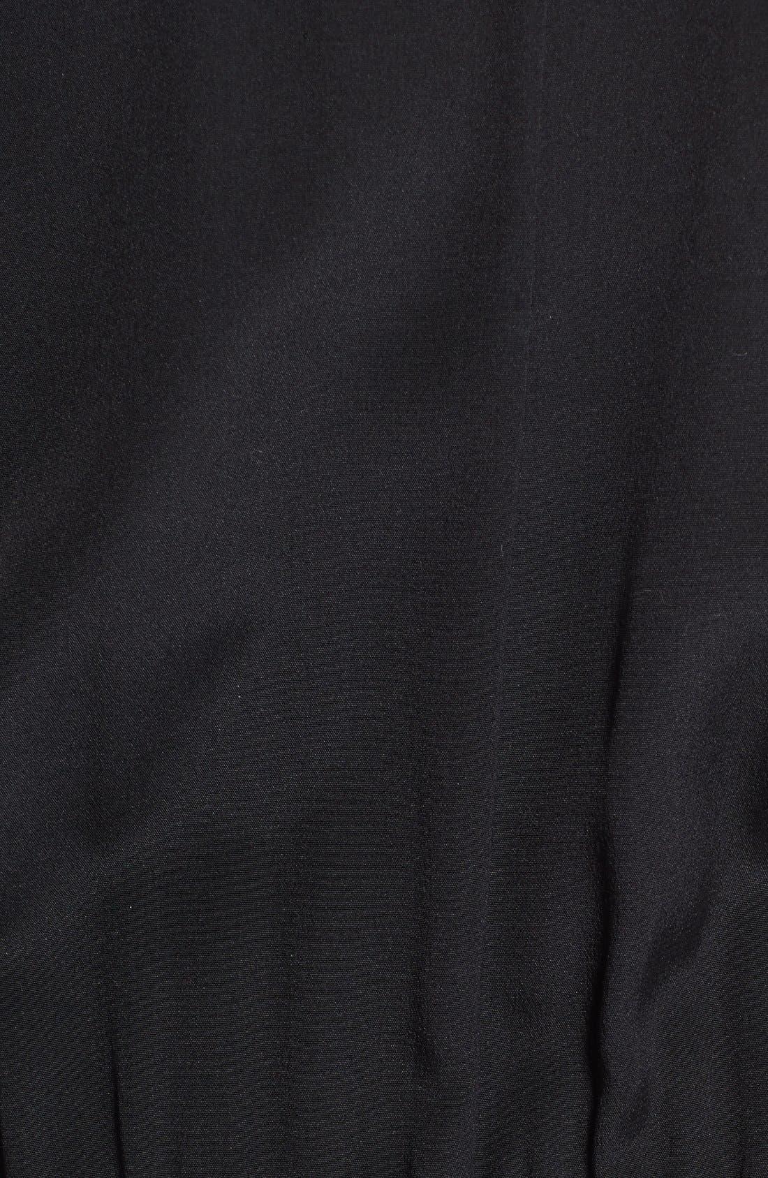 Sleeveless Silk Jumpsuit,                             Alternate thumbnail 5, color,                             011