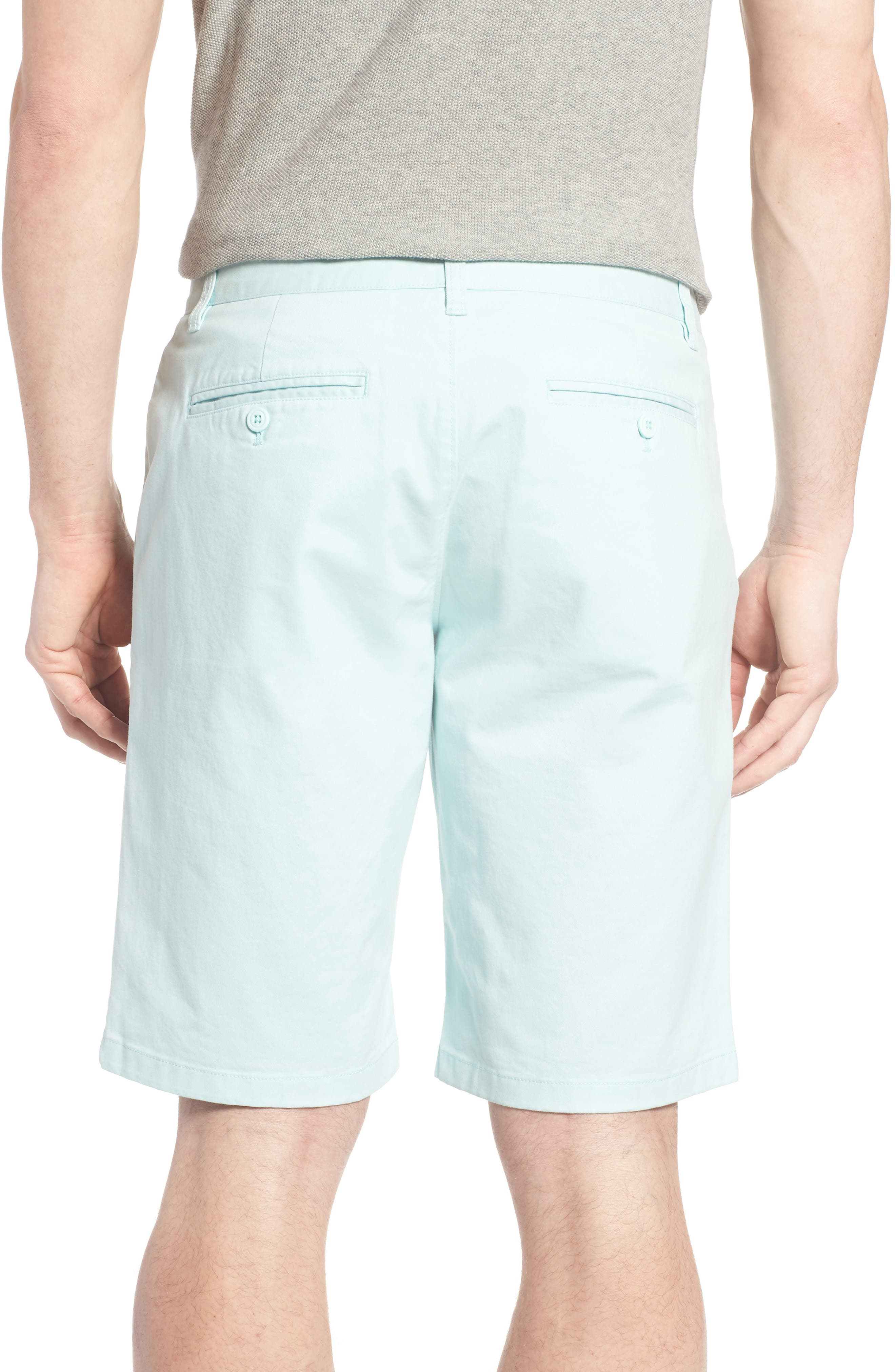 Stretch Washed Chino 11-Inch Shorts,                             Alternate thumbnail 39, color,