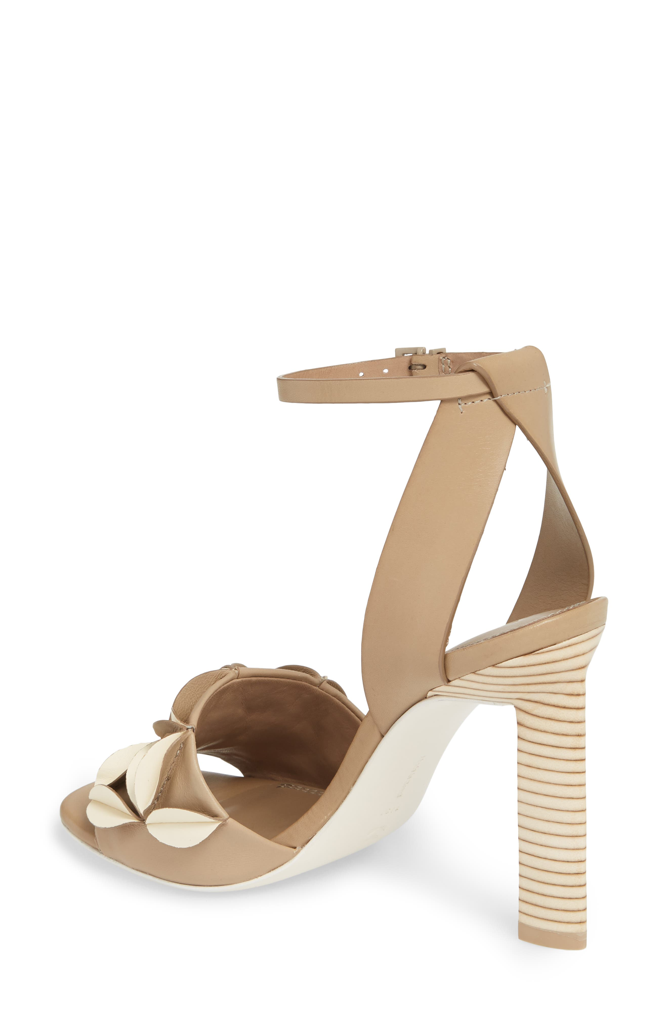 Milee Ankle Strap Sandal,                             Alternate thumbnail 3, color,