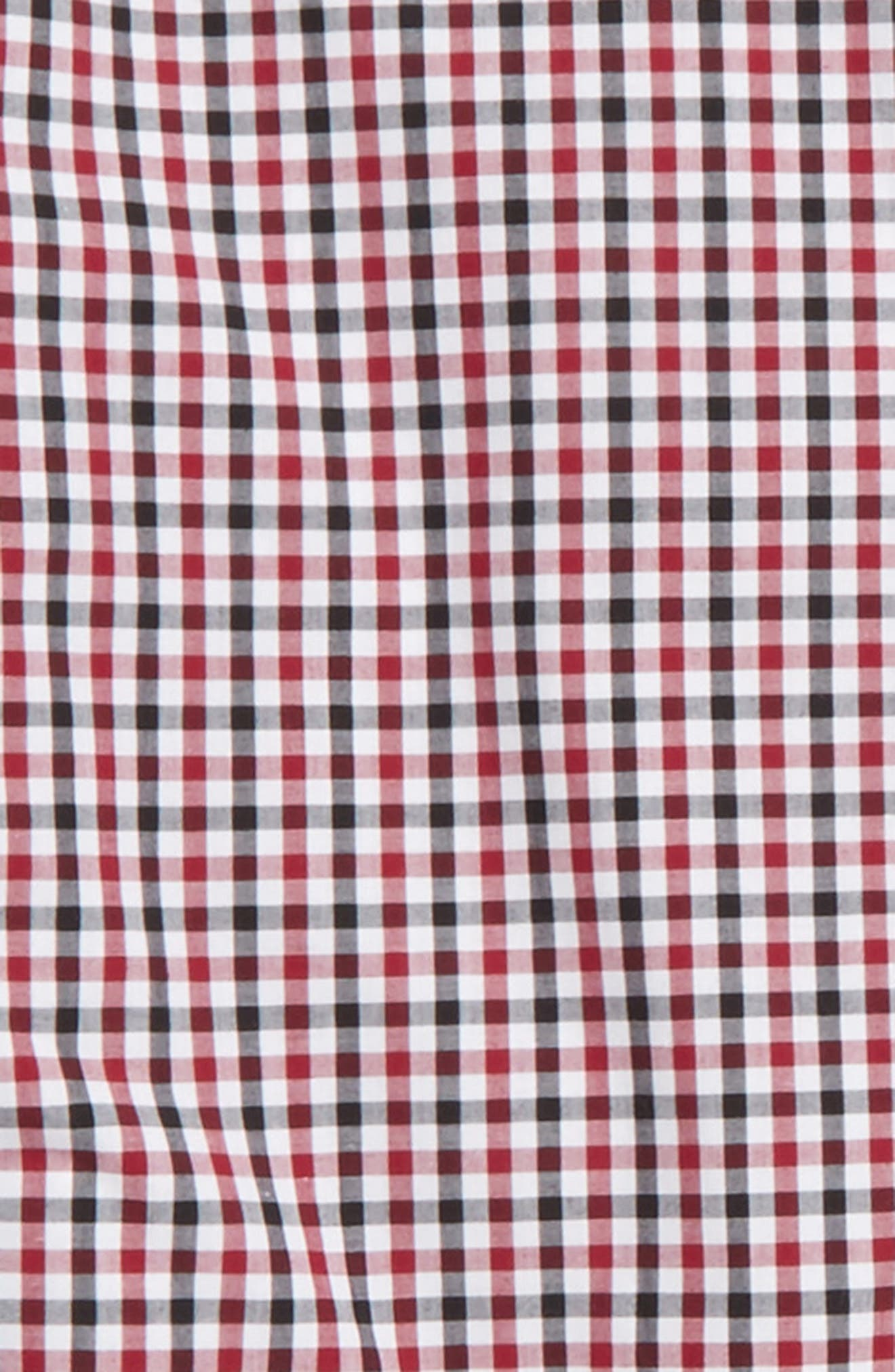 Gingham Dress Shirt,                             Alternate thumbnail 2, color,                             610