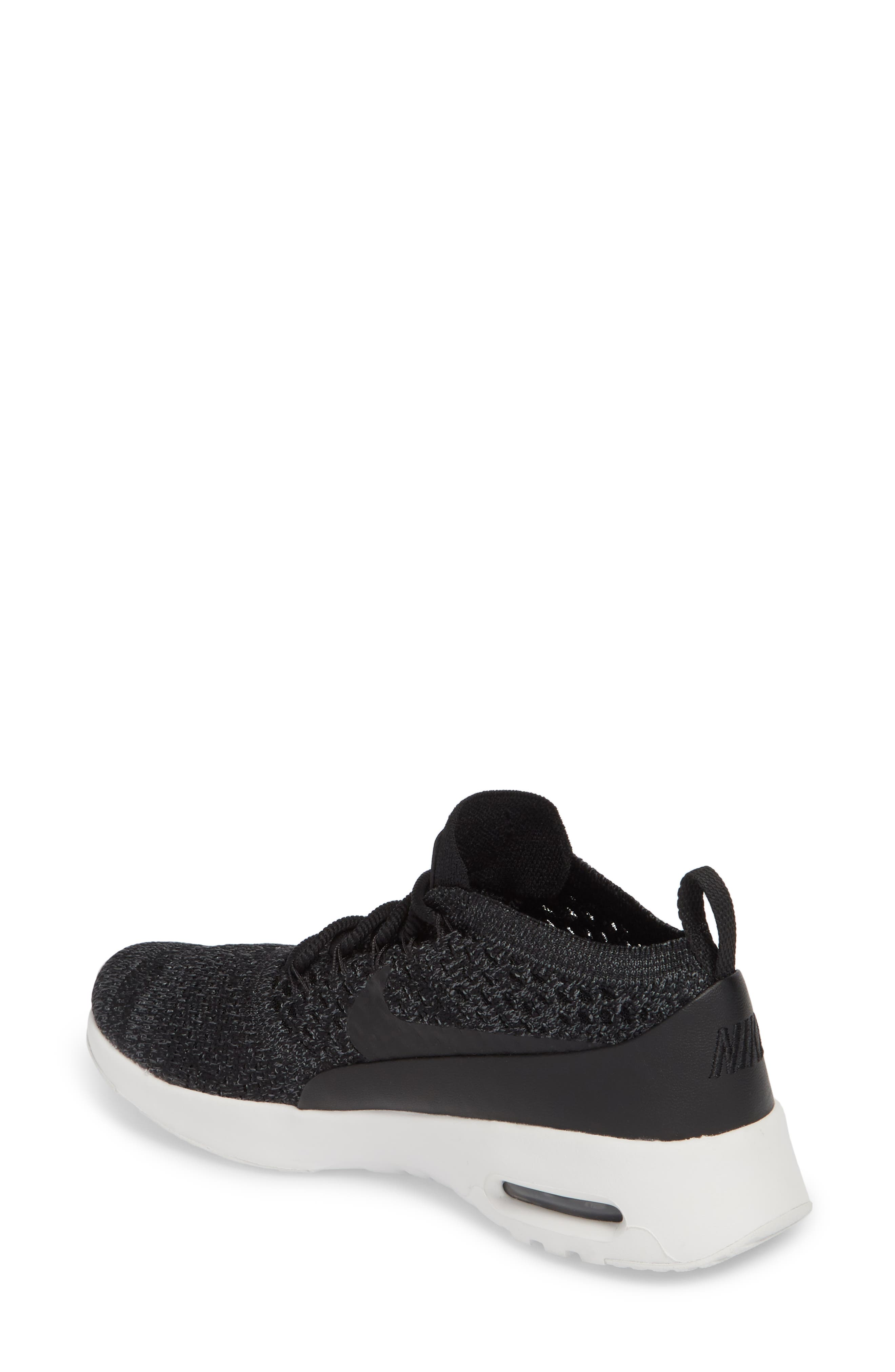 Air Max Thea Ultra Flyknit Sneaker,                             Alternate thumbnail 13, color,