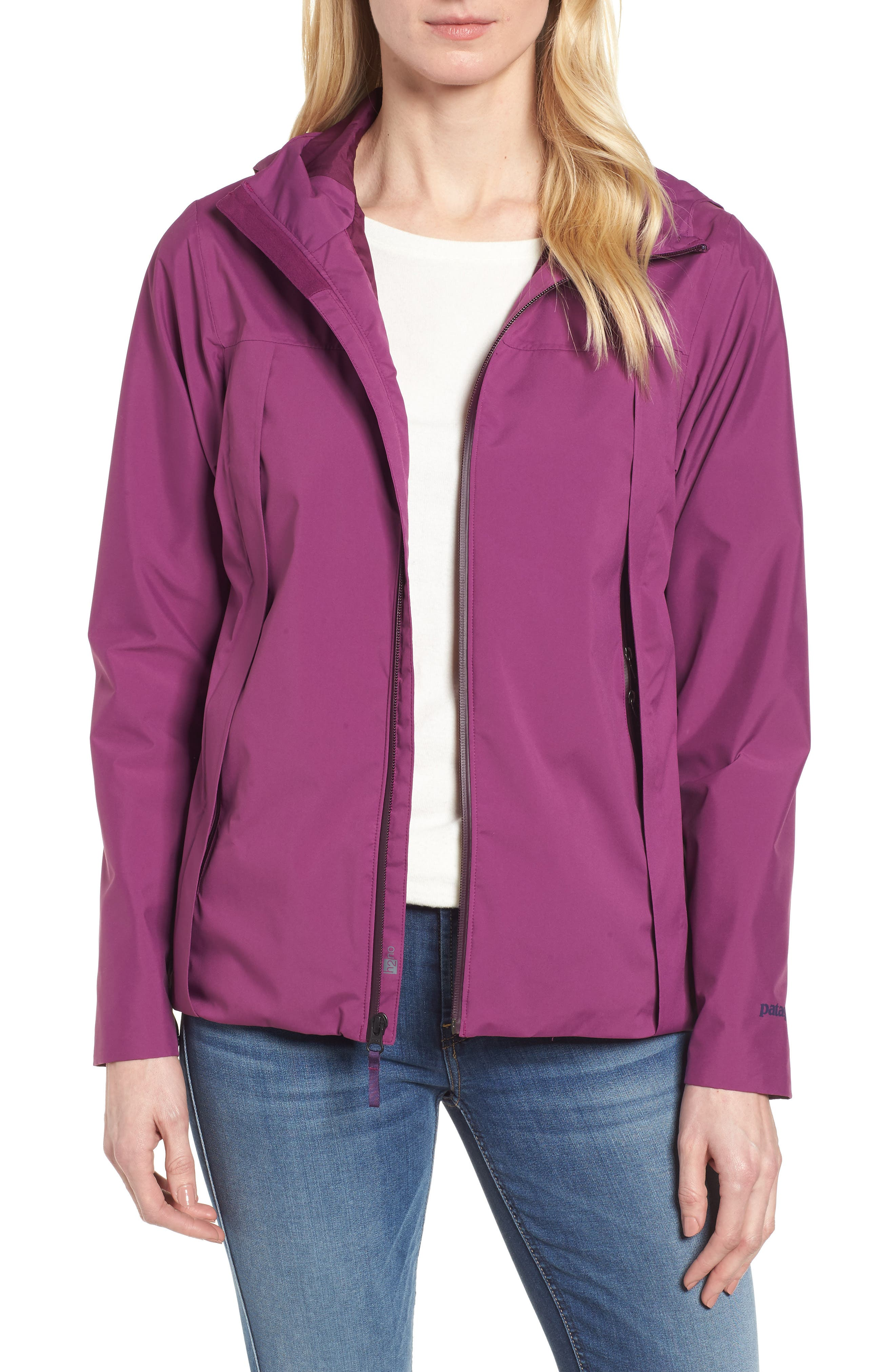 Yosemite Falls Hooded Jacket,                             Main thumbnail 2, color,