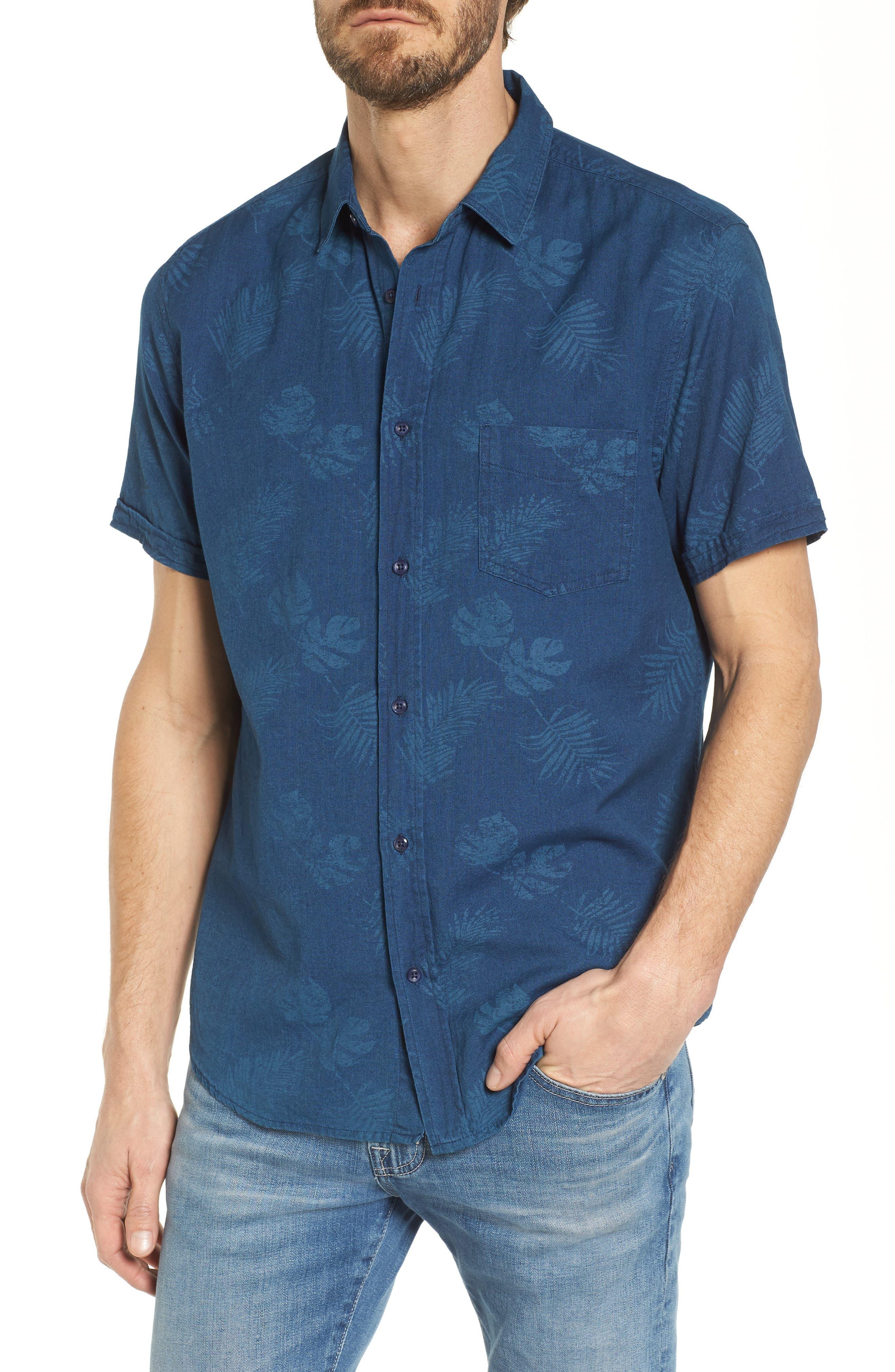 The Rail Carson Sport Shirt,                         Main,                         color, 400