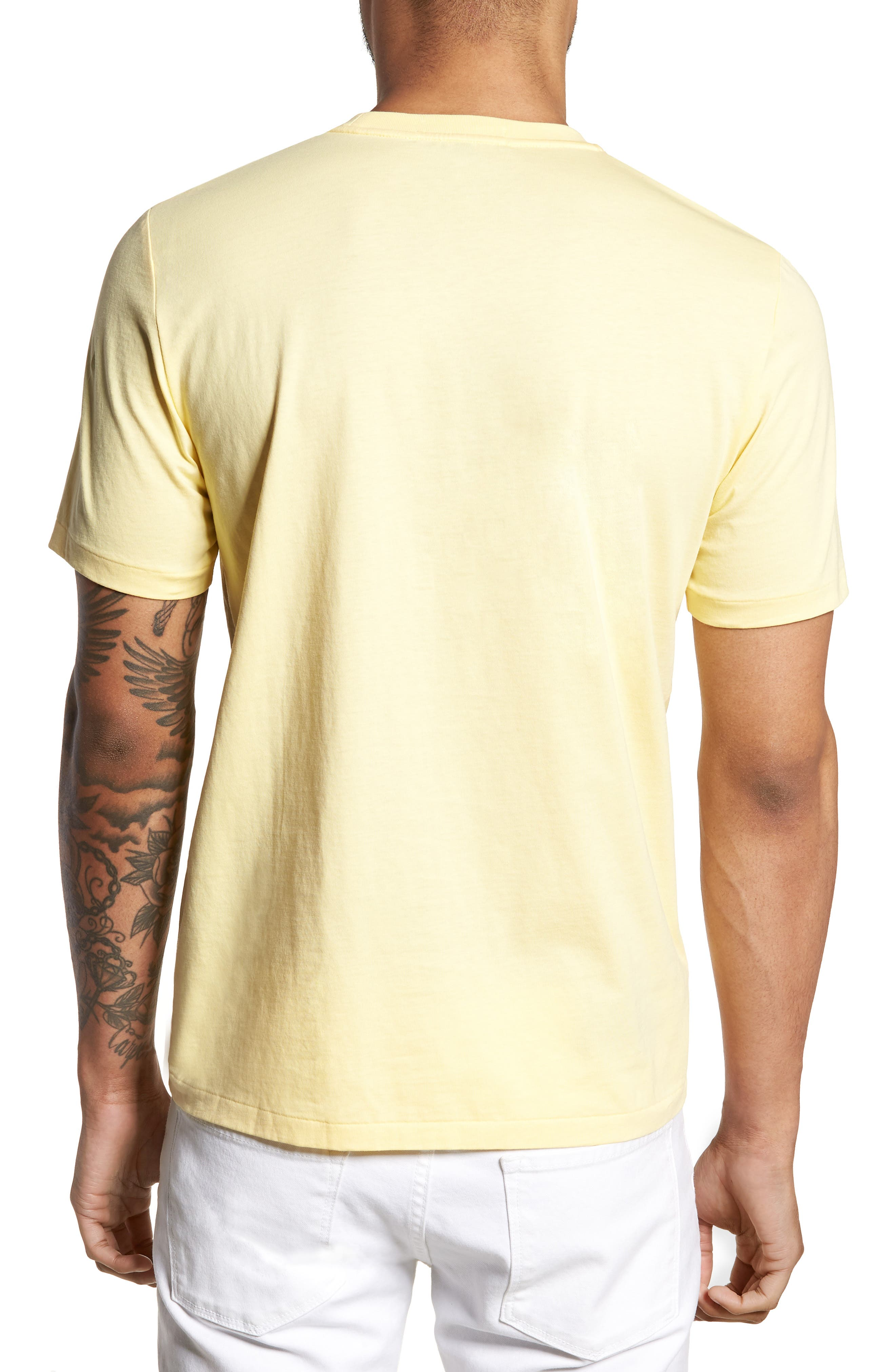 Embroidered T-Shirt,                             Alternate thumbnail 6, color,