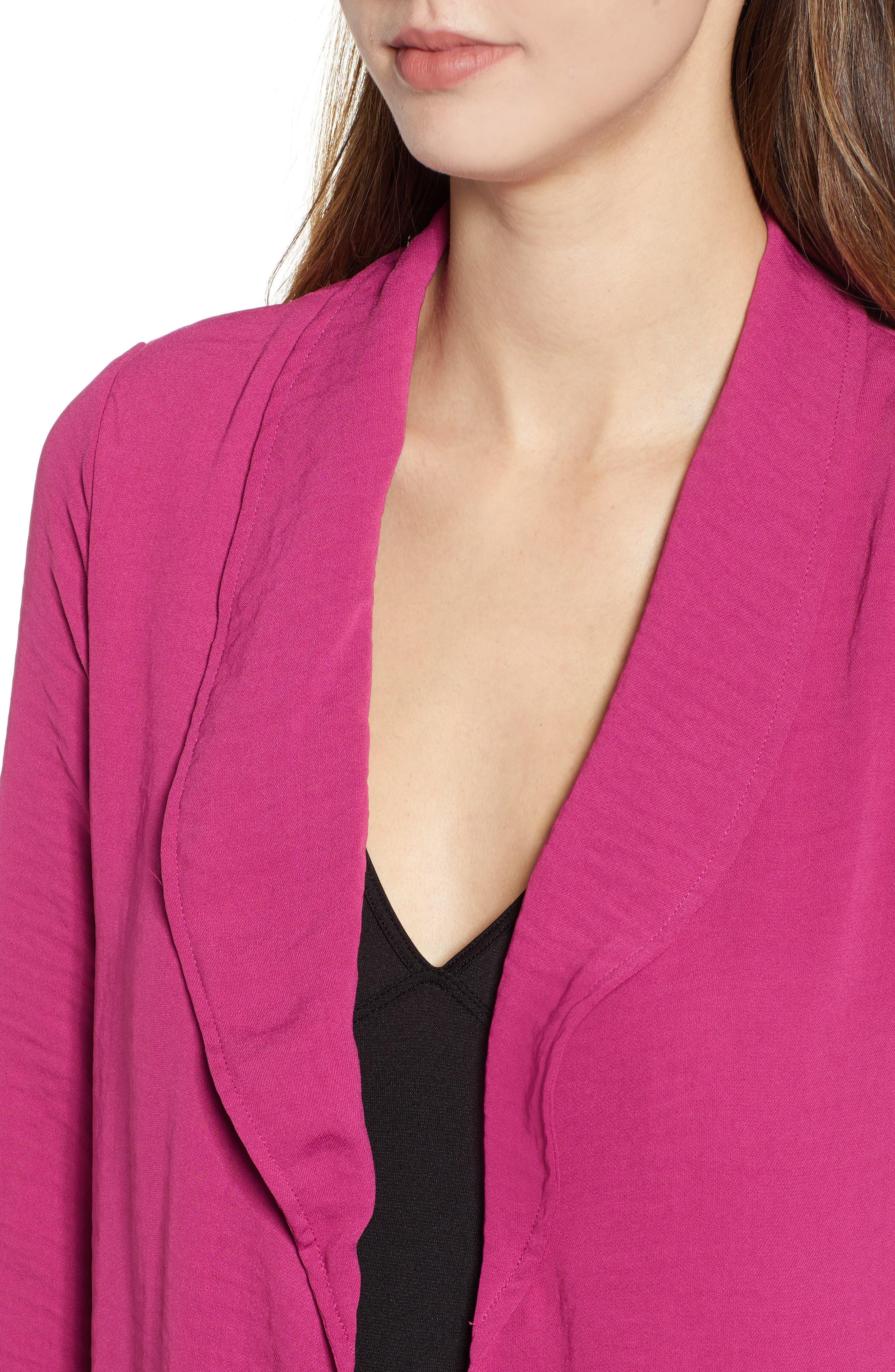 CODEXMODE,                             Shawl Collar Jacket,                             Alternate thumbnail 4, color,                             650