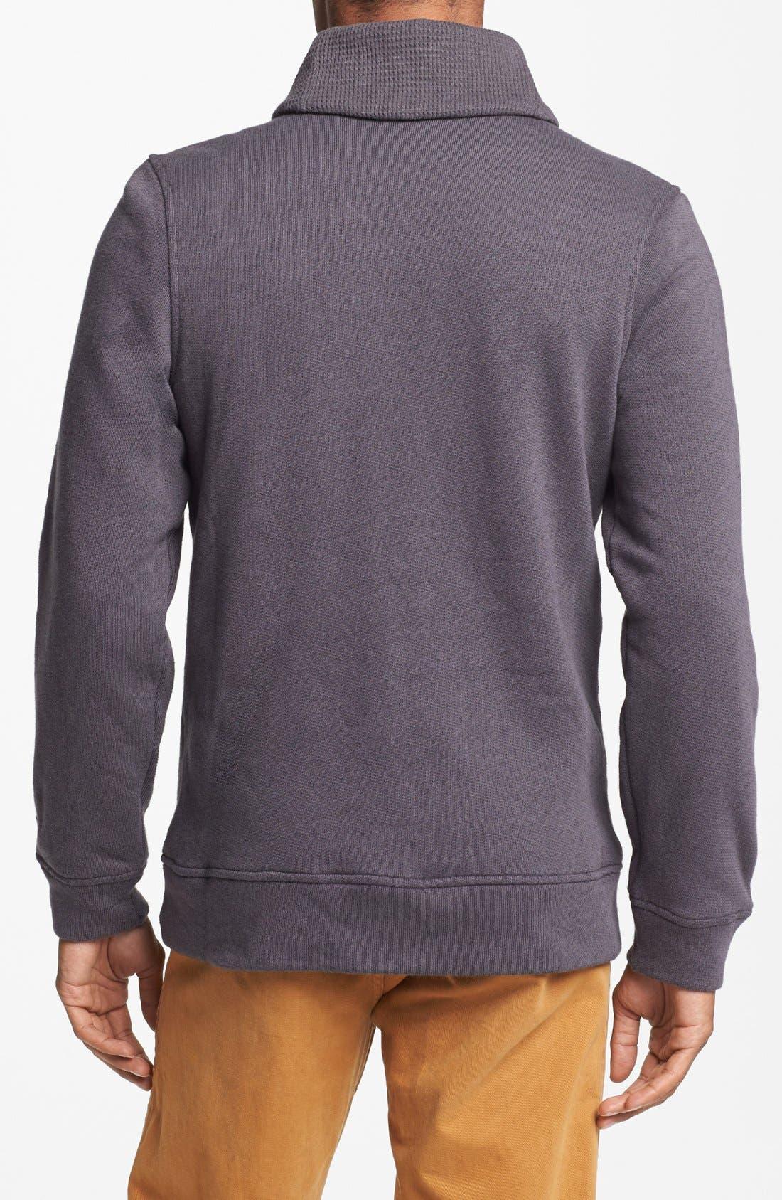 'Ellsworth' Shawl Collar Pullover,                             Alternate thumbnail 3, color,                             020