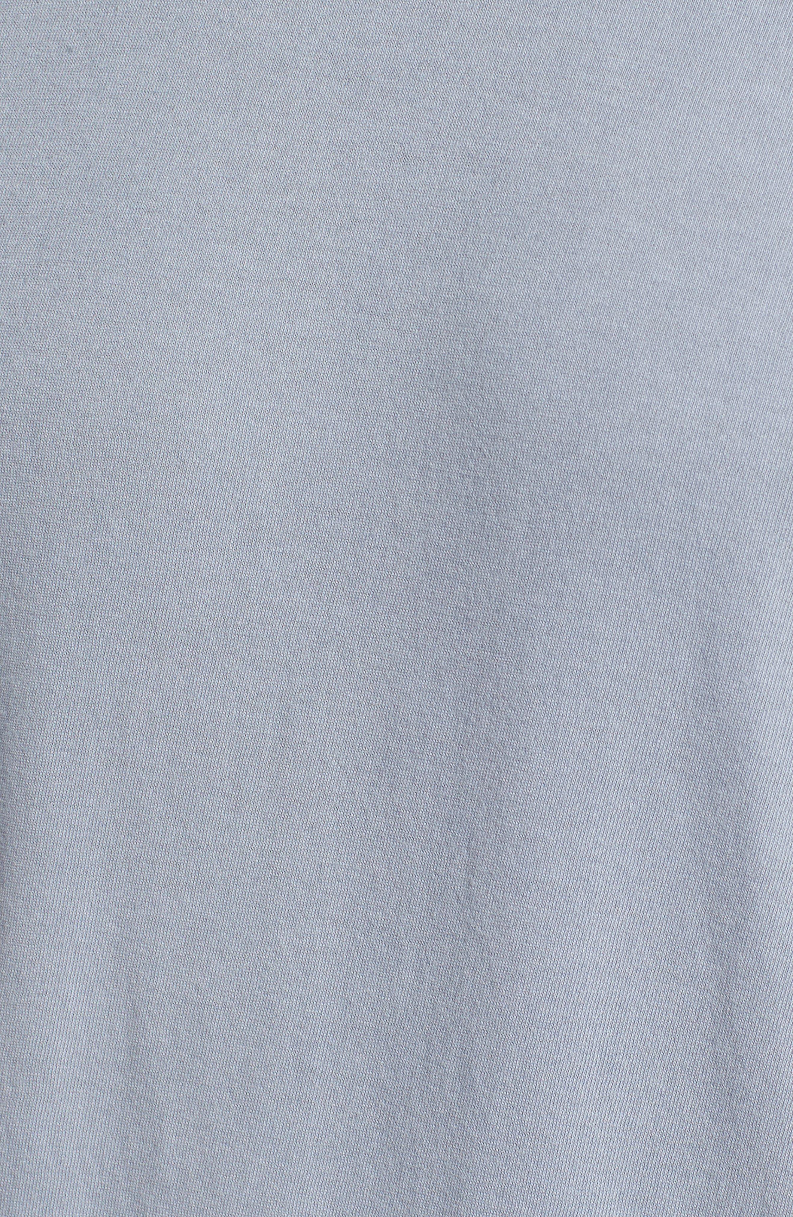 Crewneck Jersey T-Shirt,                             Alternate thumbnail 428, color,