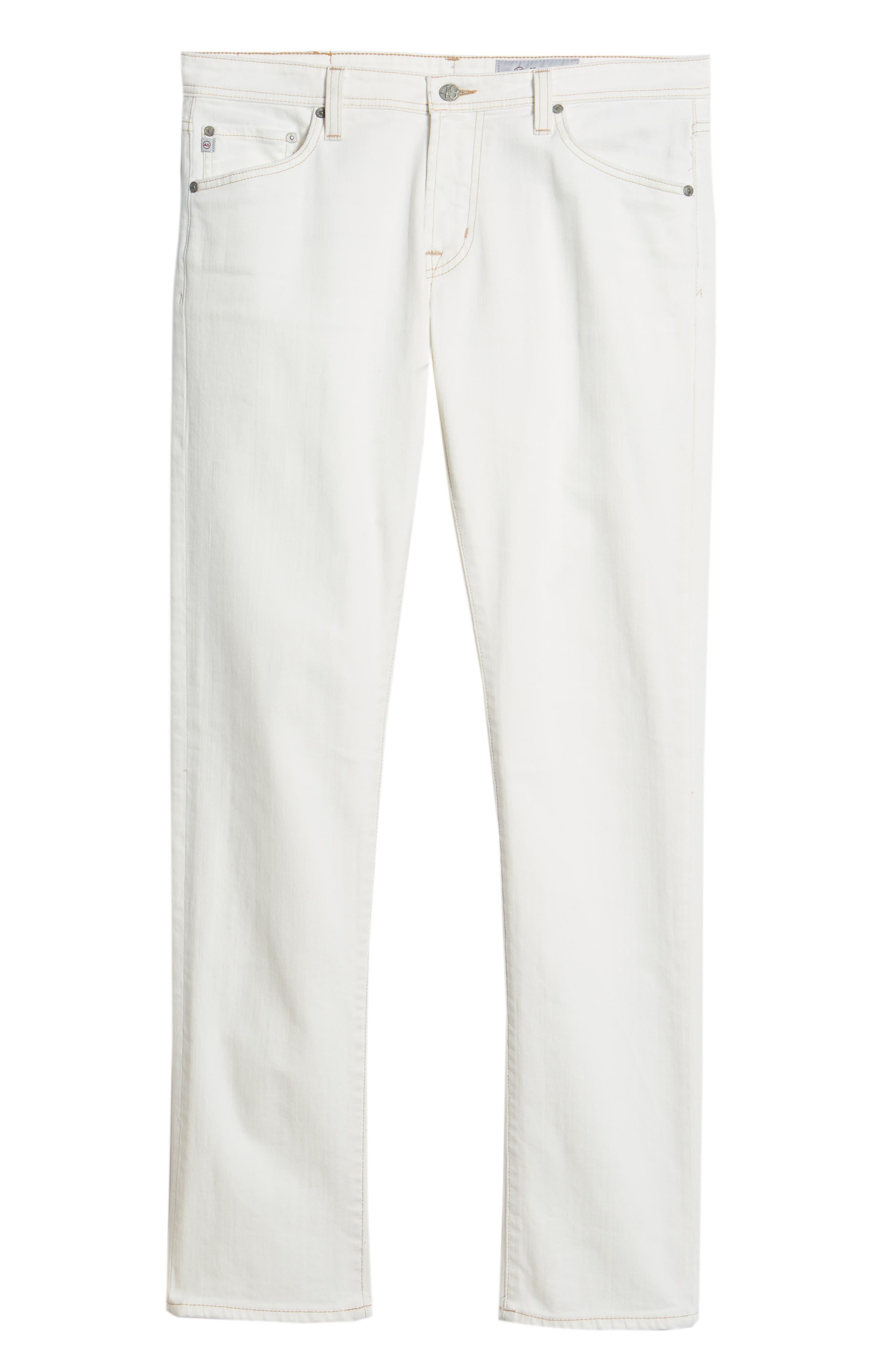Tellis Slim Fit Jeans,                             Alternate thumbnail 6, color,                             109