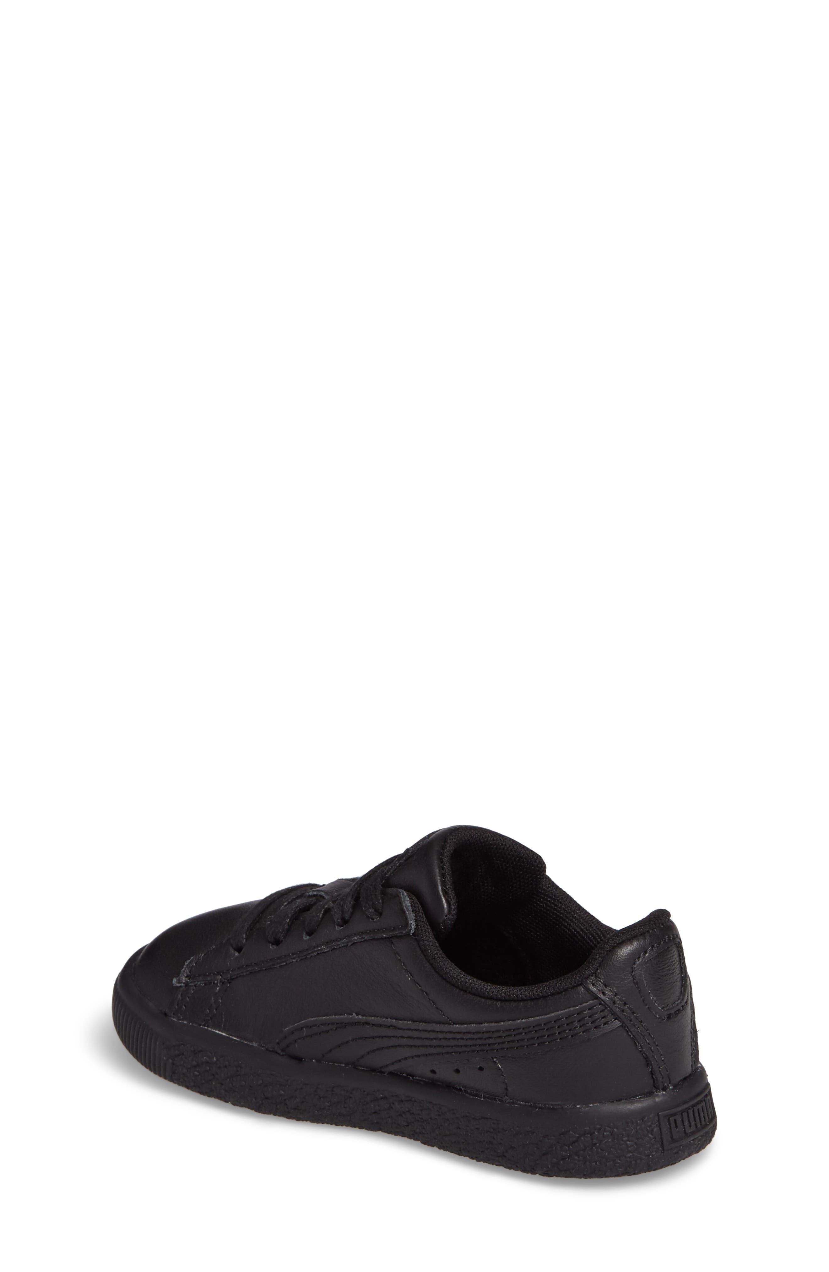 Clyde Core Foil Sneaker,                             Alternate thumbnail 8, color,