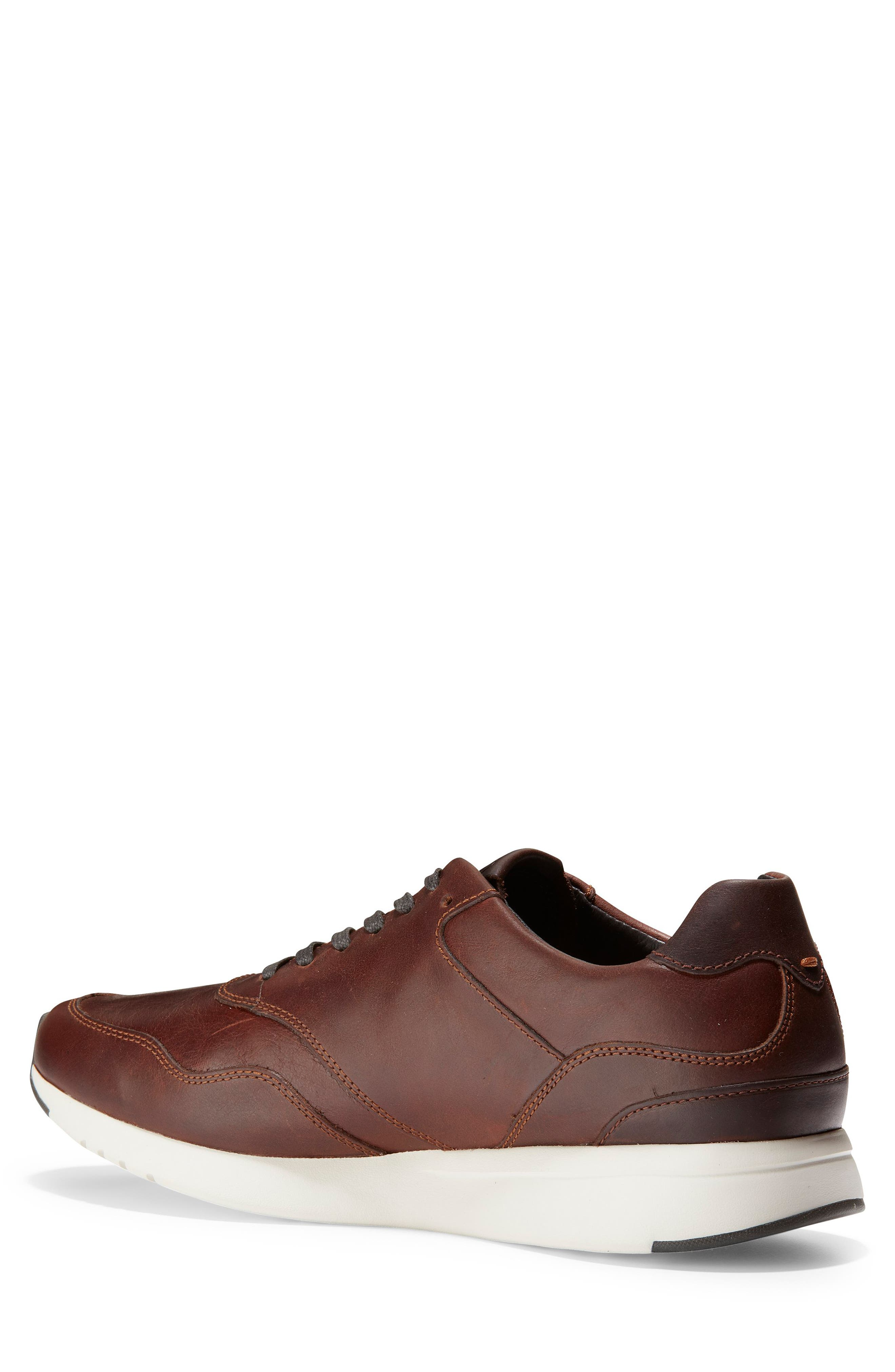 GrandPro Sneaker,                             Alternate thumbnail 2, color,                             MESQUITE/ COFFEE LEATHER