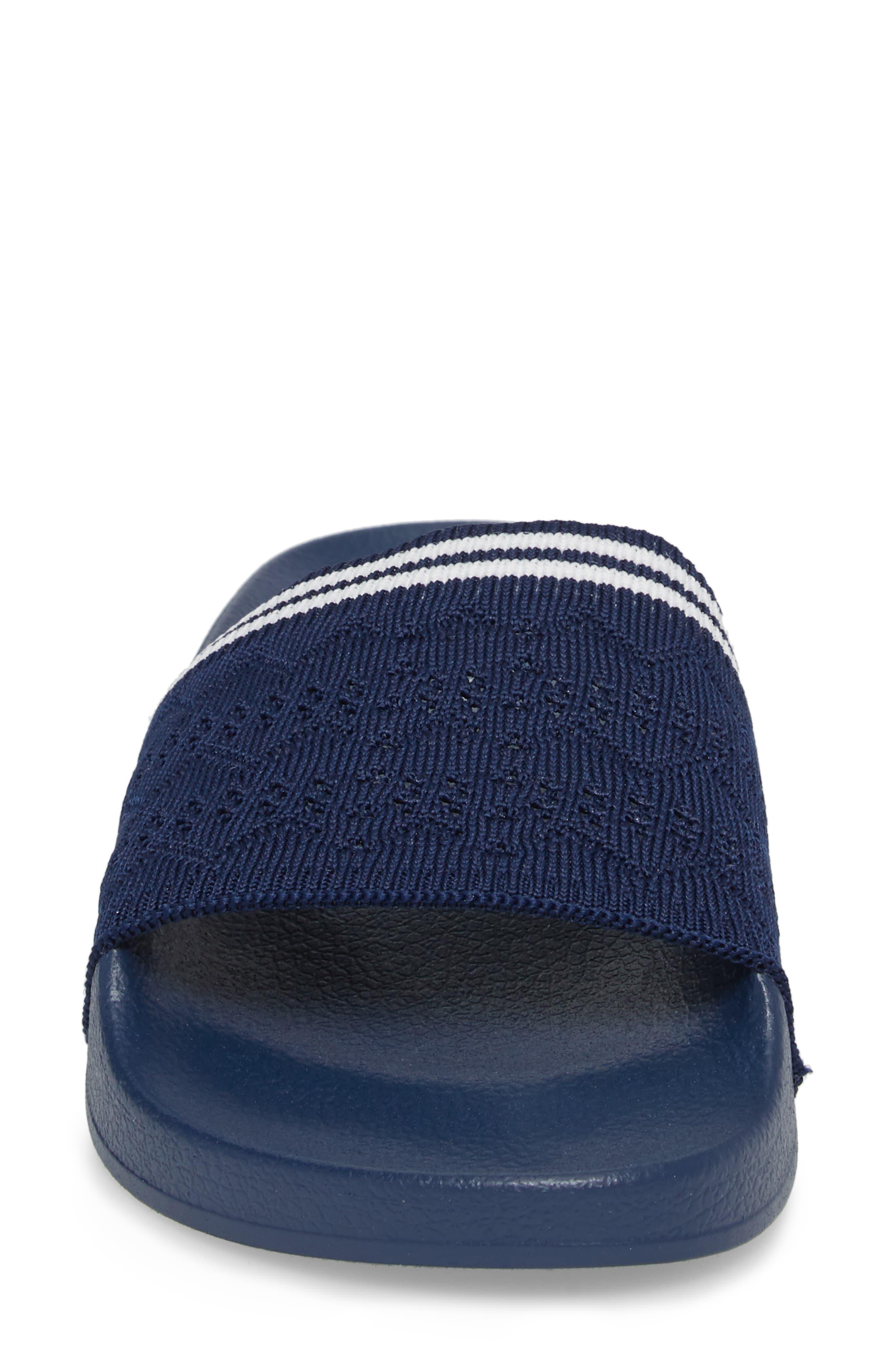 Vibe Sock Knit Slide Sandal,                             Alternate thumbnail 18, color,