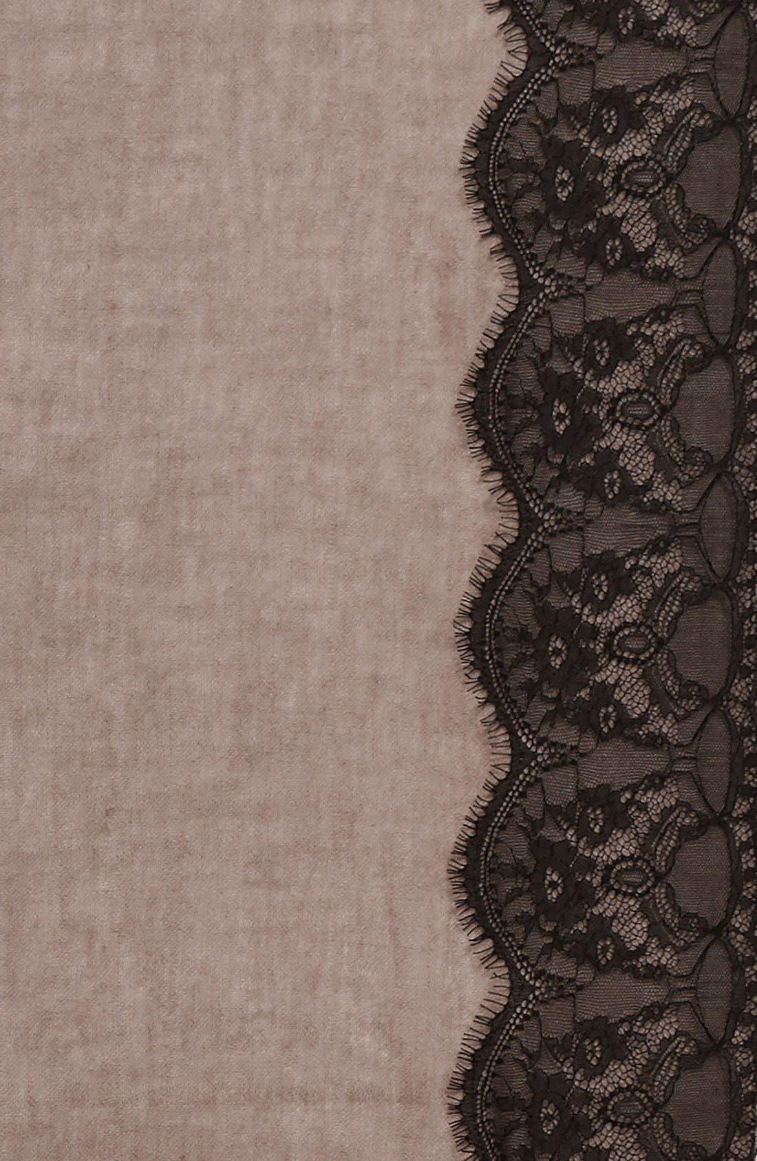 Lace Trim Wrap,                             Alternate thumbnail 12, color,