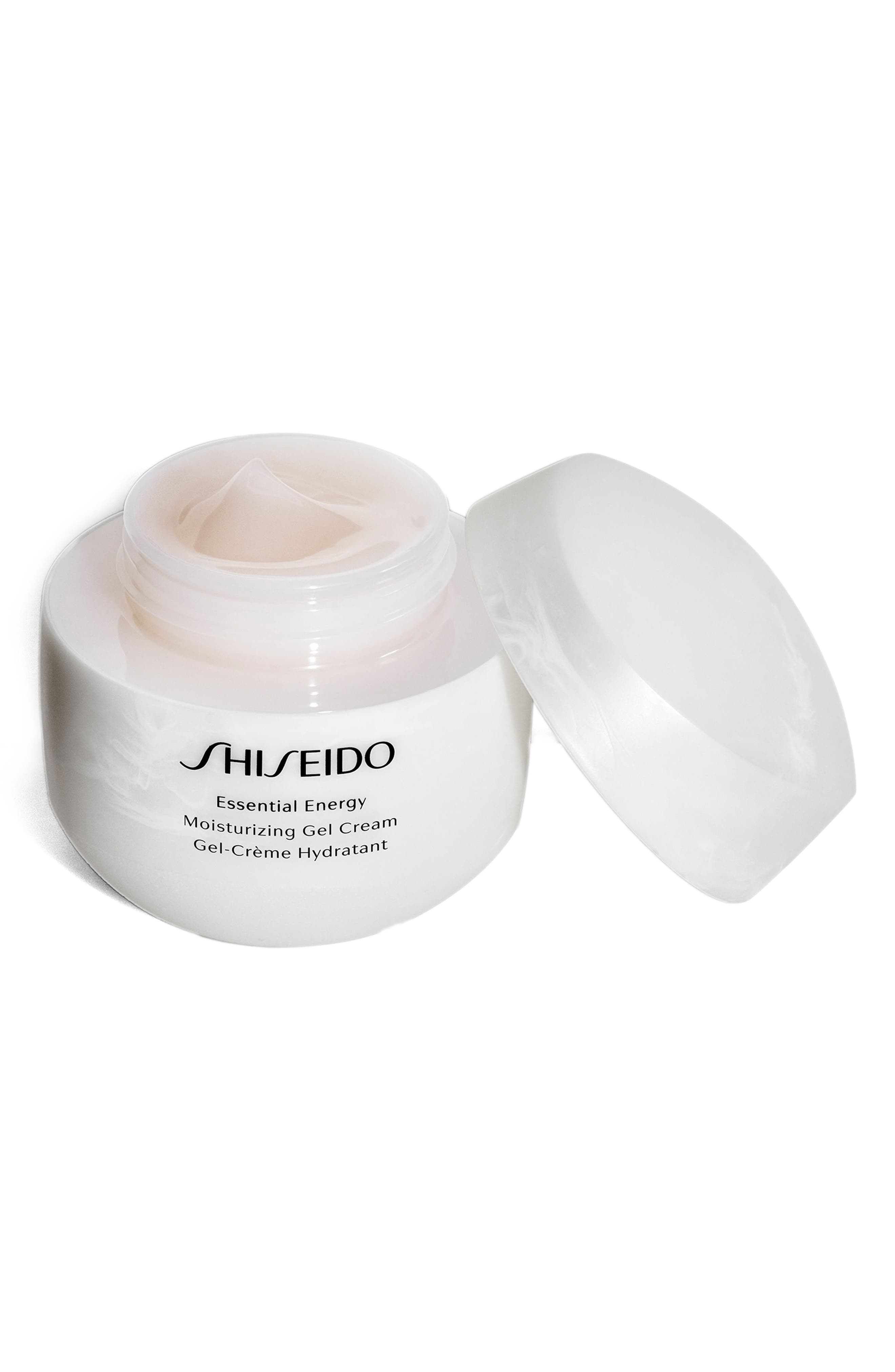 SHISEIDO,                             Essential Energy Moisturizing Gel Cream,                             Alternate thumbnail 2, color,                             NO COLOR