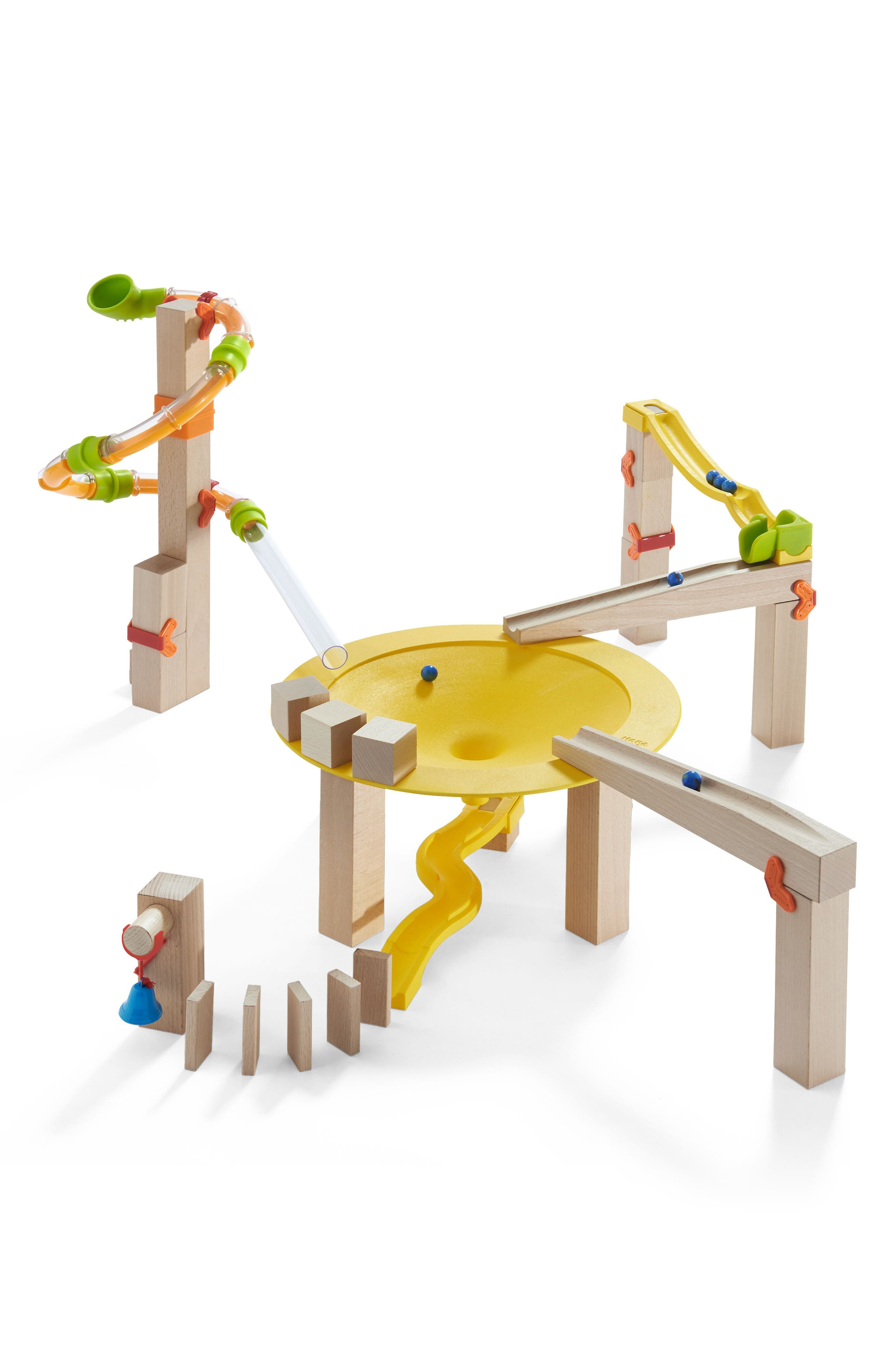 My First Ball Track 44-Piece Basic Pack Funnel Track Play Set,                             Alternate thumbnail 3, color,                             200