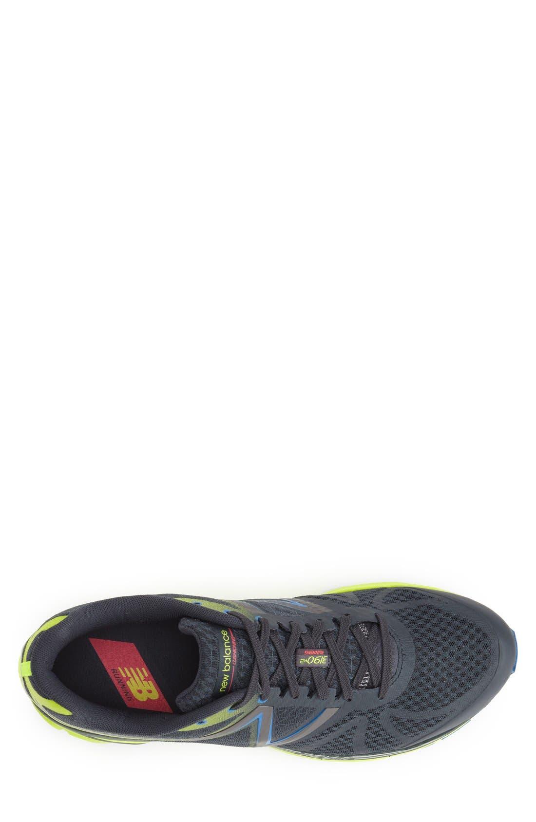 NEW BALANCE,                             '3190 V2' Running Shoe,                             Alternate thumbnail 4, color,                             033