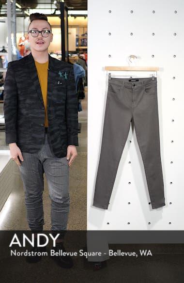 Alana High Waist Crop Skinny Jeans, sales video thumbnail