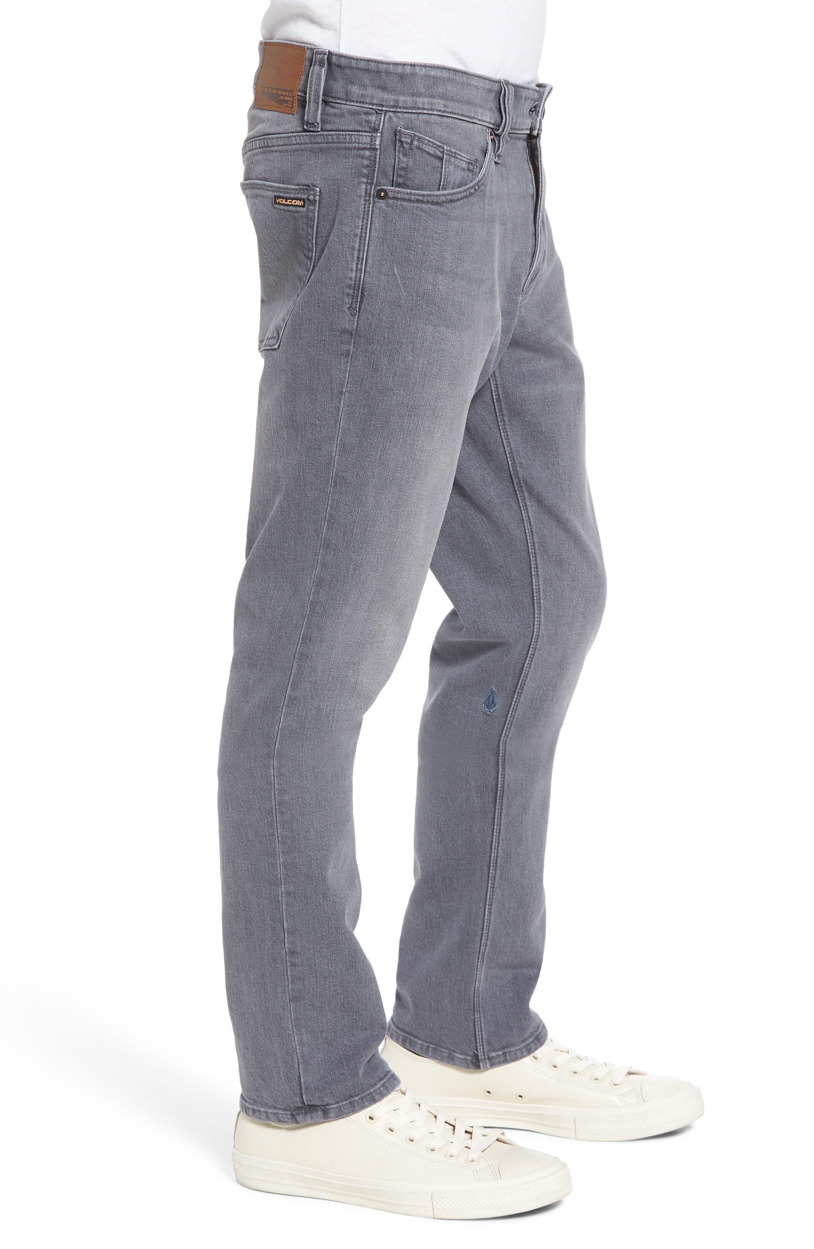 'Vorta' Slim Fit Jeans,                             Alternate thumbnail 17, color,