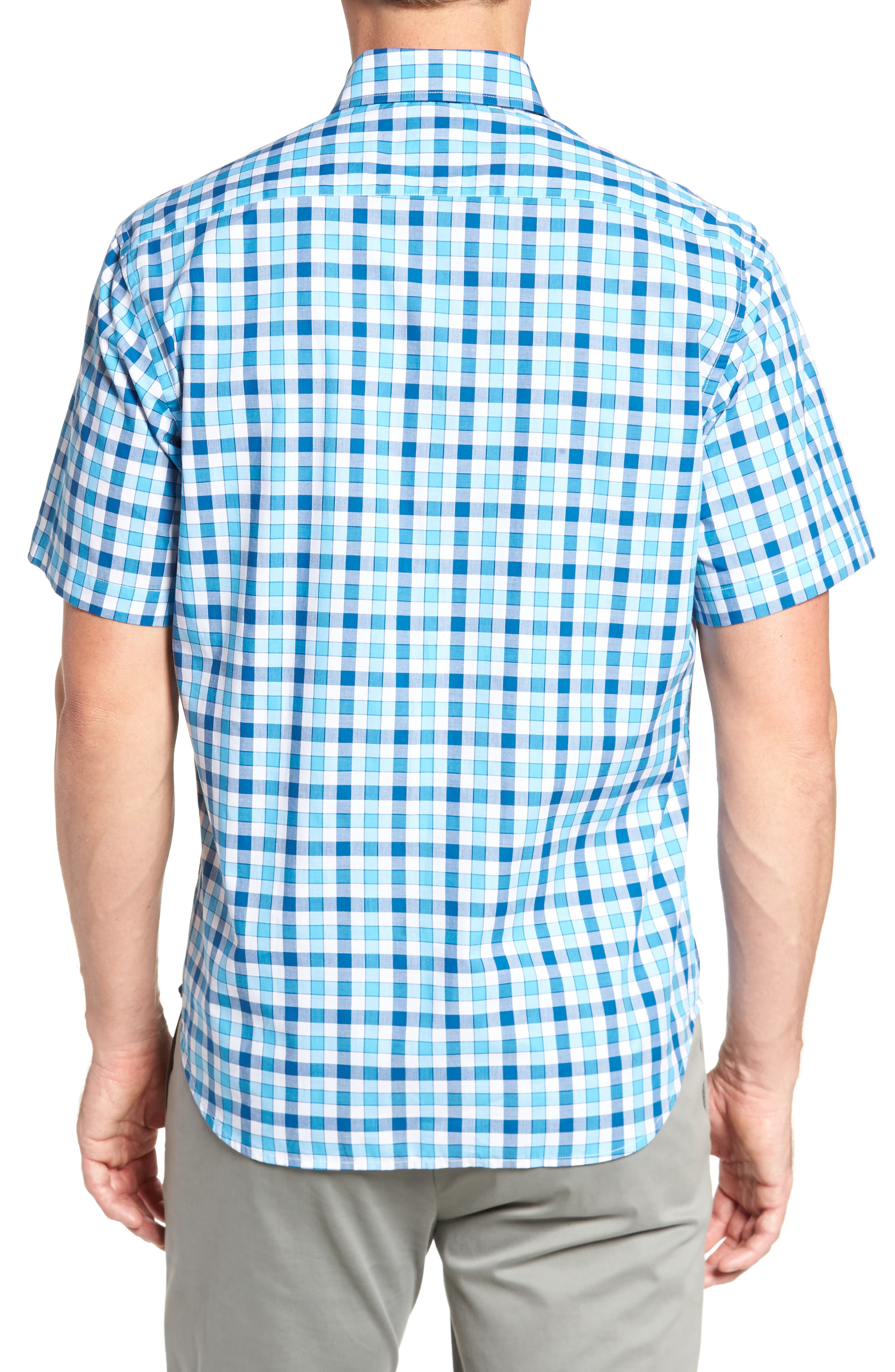 West We Go Regular Fit Plaid Sport Shirt,                             Alternate thumbnail 2, color,                             465