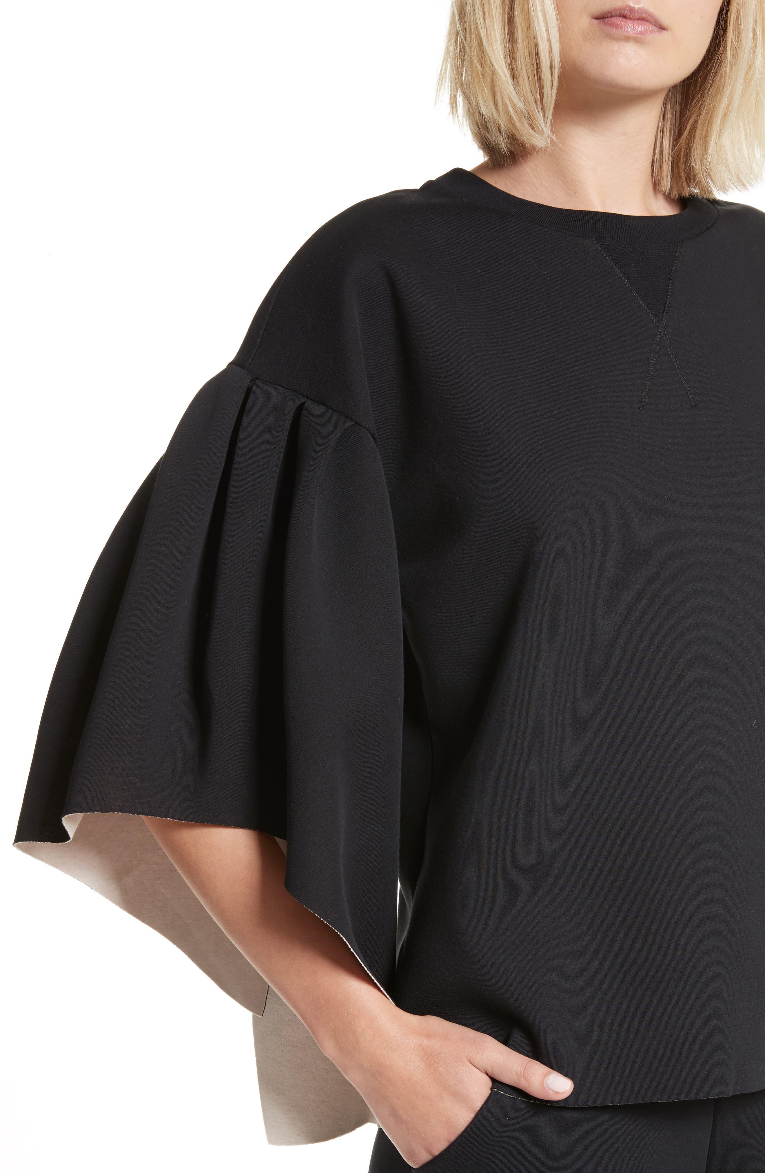 Orcher Full Sleeve Sweatshirt,                             Alternate thumbnail 4, color,                             001
