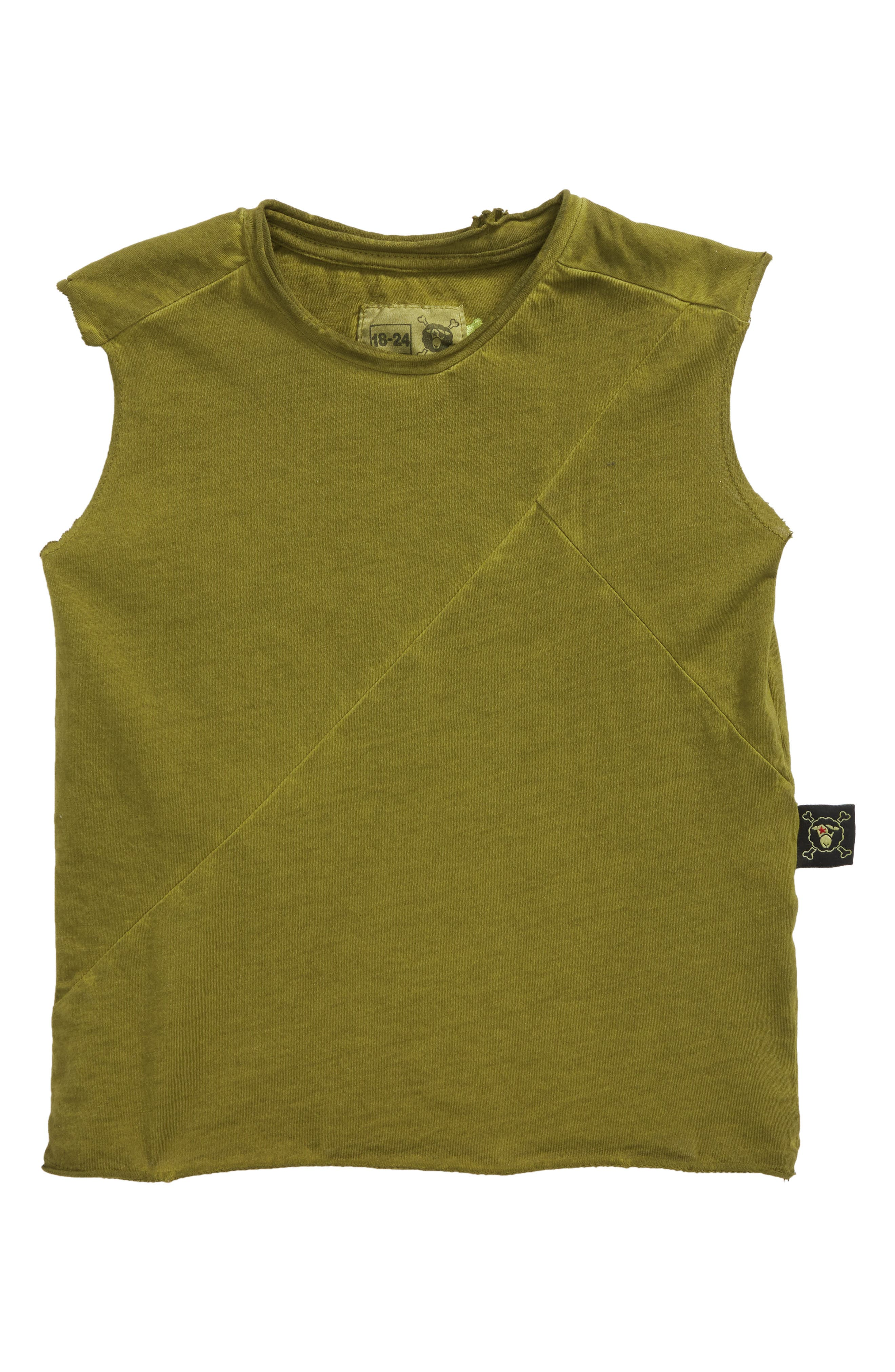 Diagonal Tank,                         Main,                         color,