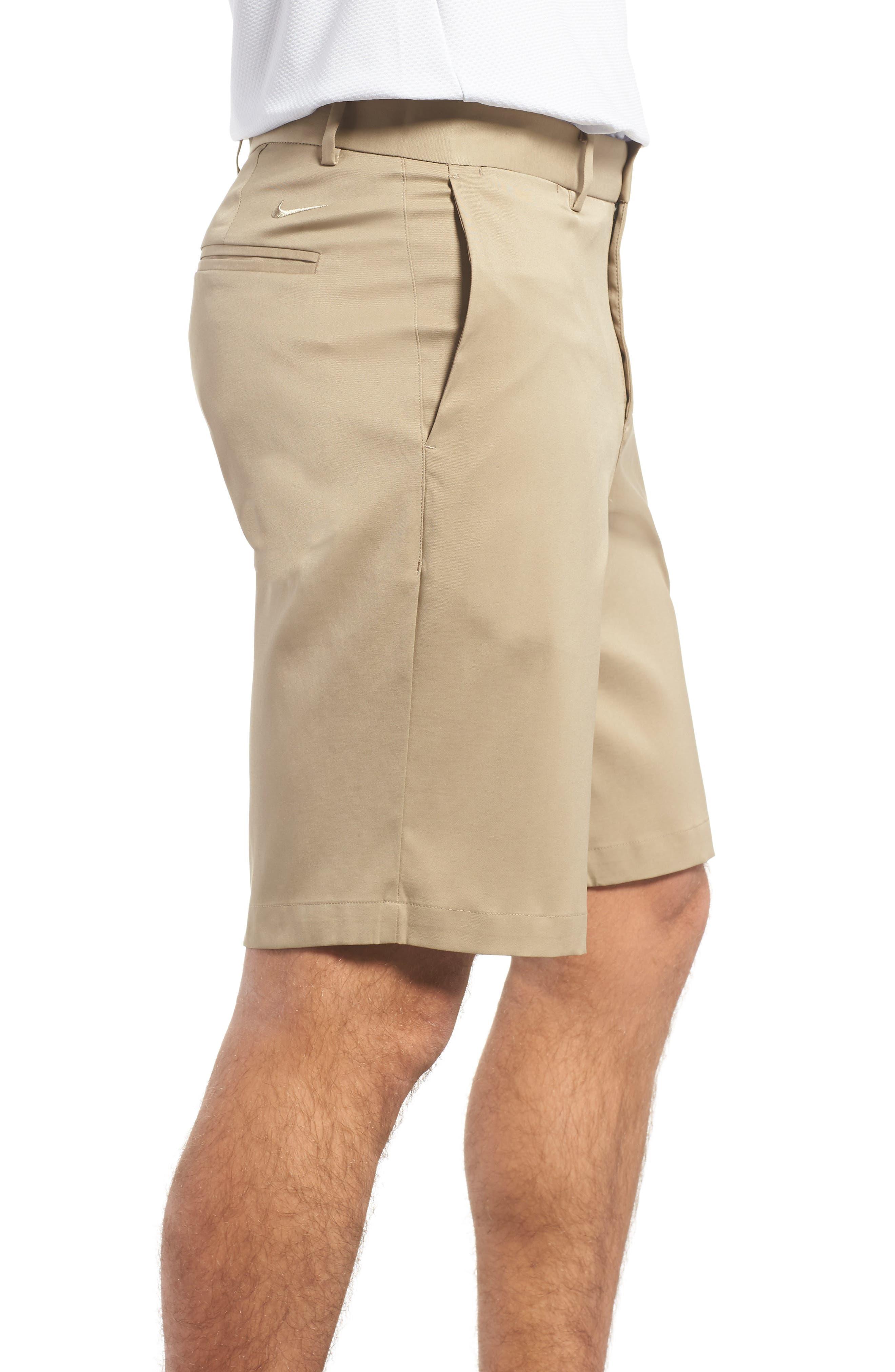 Flat Front Golf Shorts,                             Alternate thumbnail 25, color,