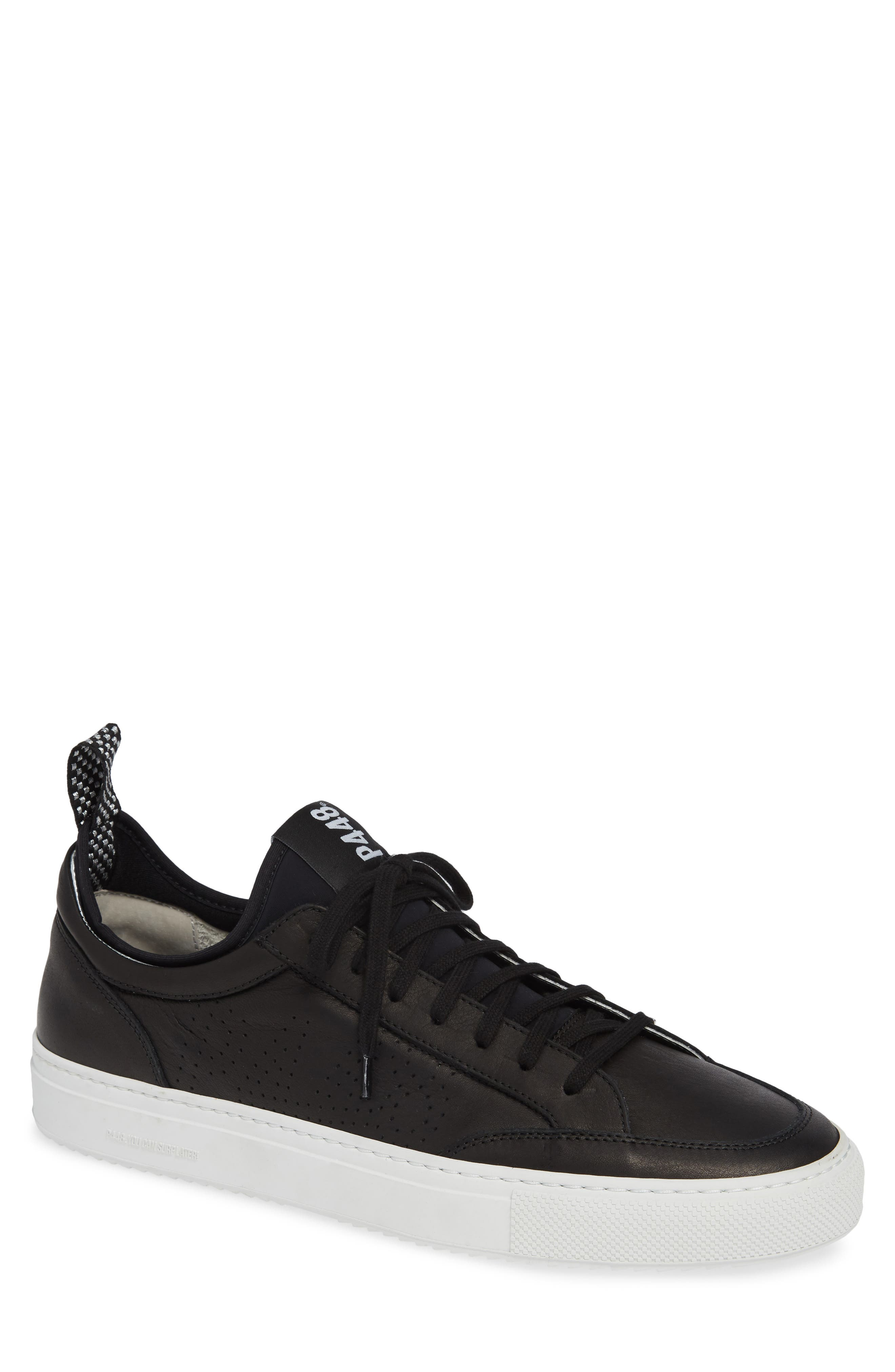 Absohosocks Sneaker,                             Main thumbnail 1, color,                             BLACK