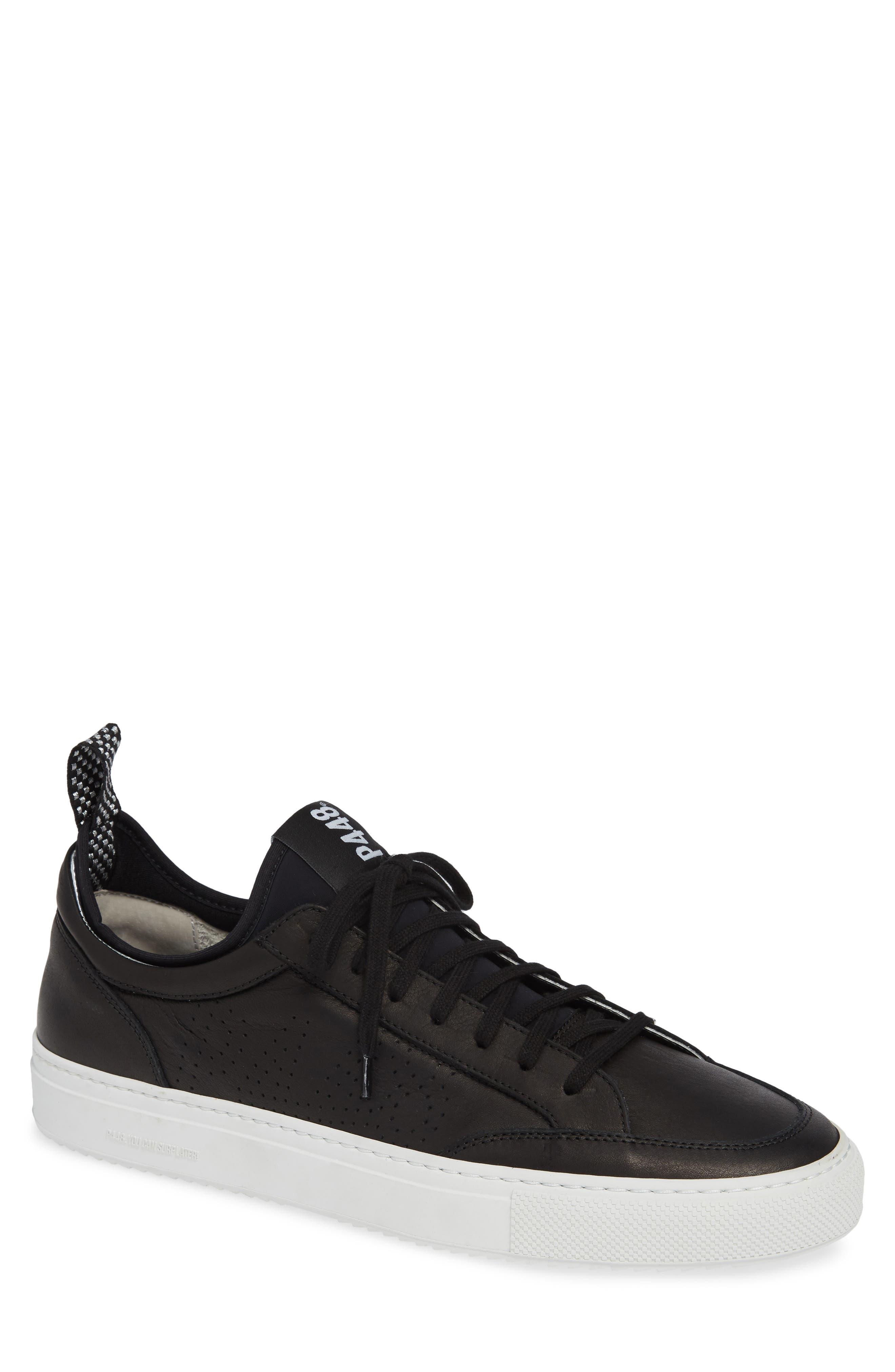 Absohosocks Sneaker,                         Main,                         color, BLACK