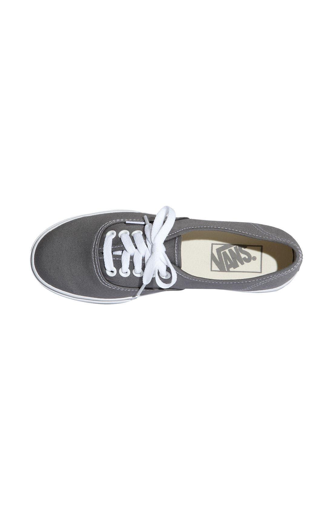 'Authentic - Lo Pro' Sneaker,                             Alternate thumbnail 3, color,                             021