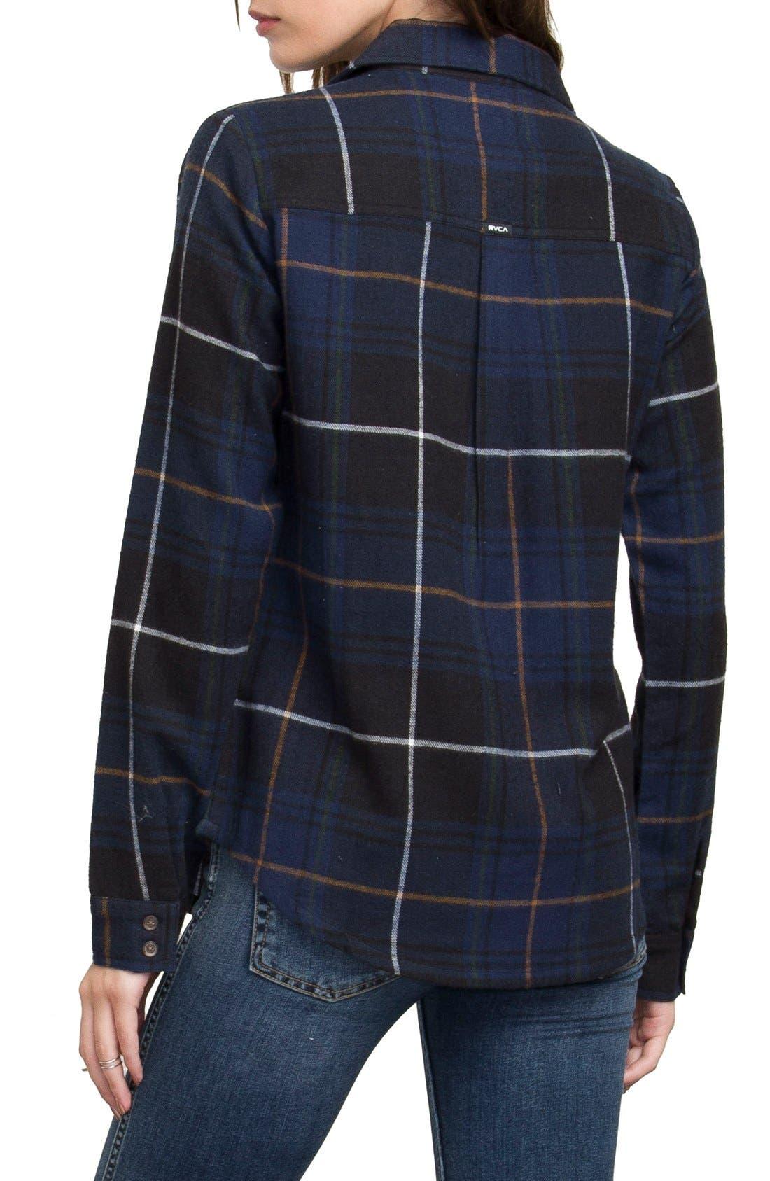 Plaid Flannel Shirt,                             Alternate thumbnail 25, color,