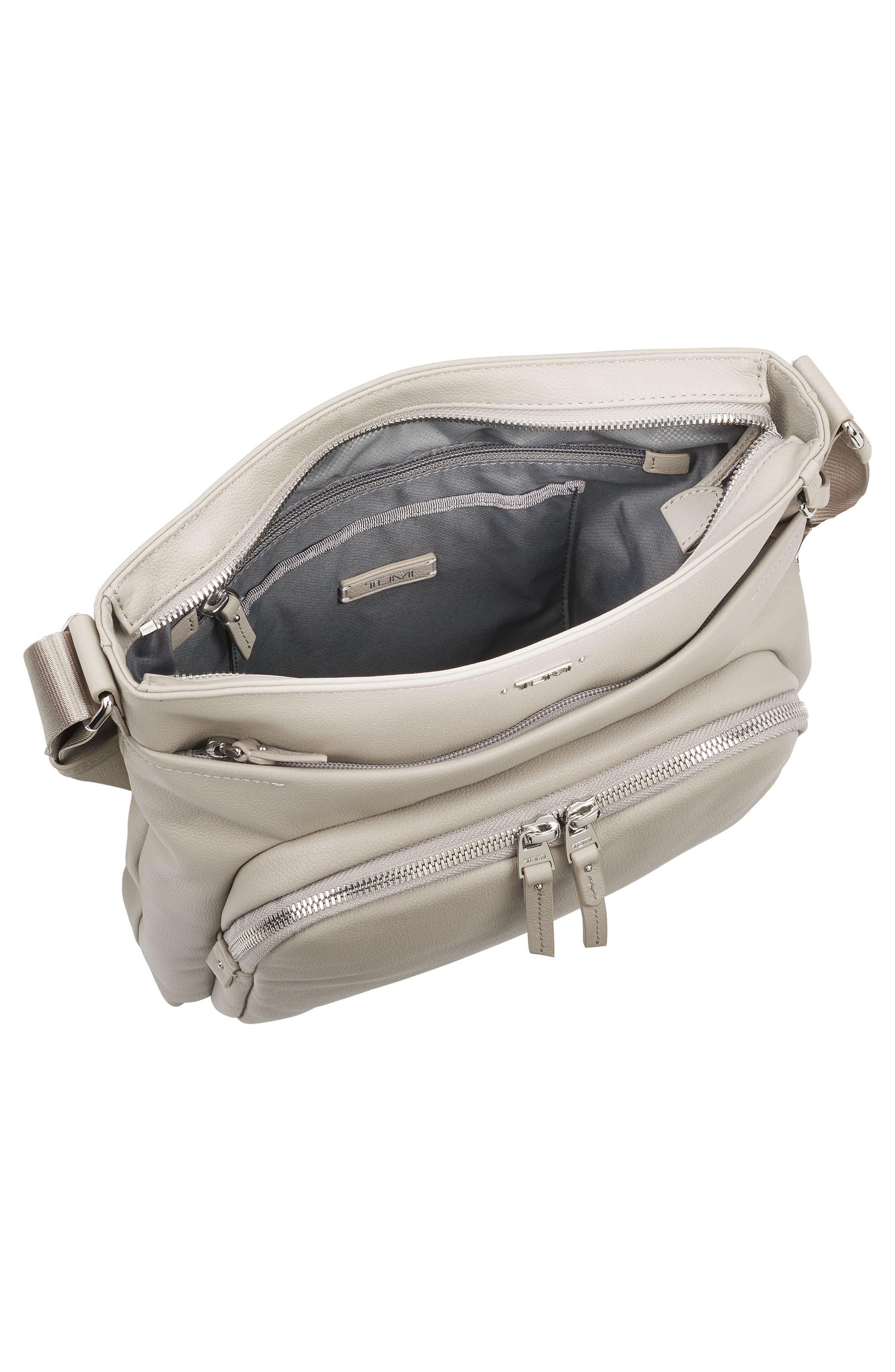 Voyageur - Capri Leather Crossbody Bag,                             Alternate thumbnail 12, color,