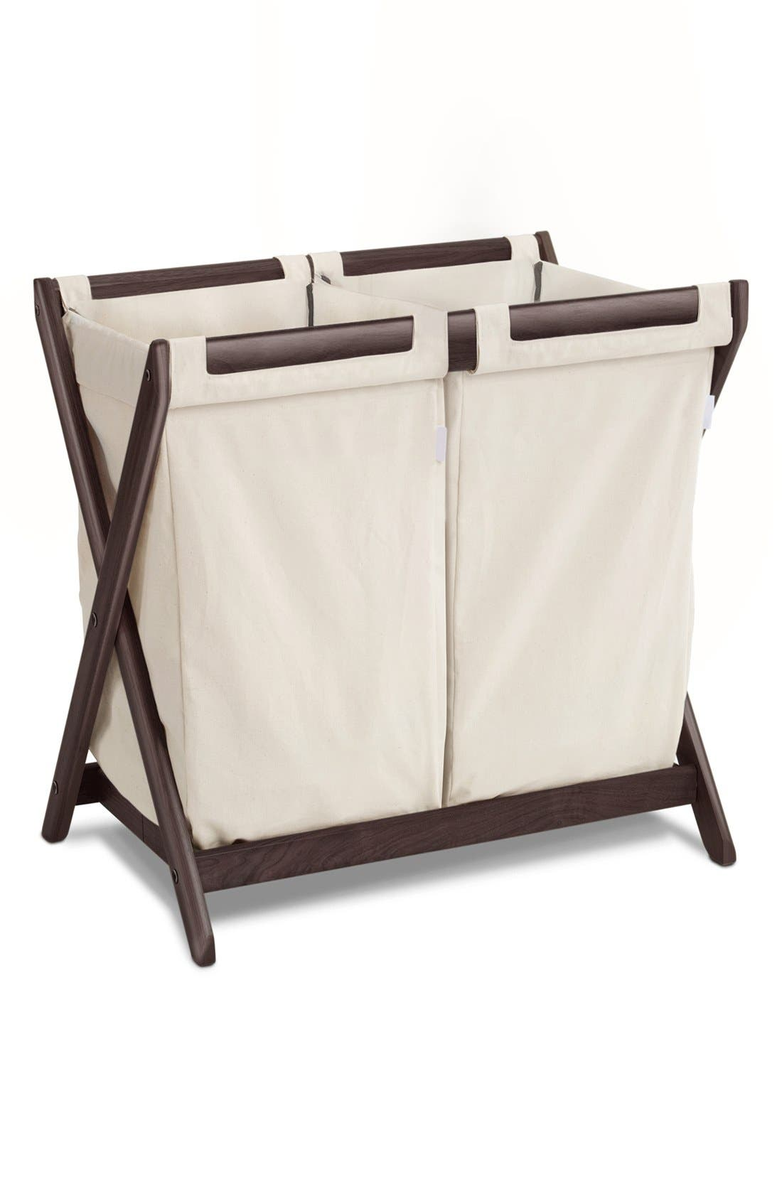 VISTA Bassinet Stand Hamper Insert,                             Main thumbnail 1, color,                             WHITE