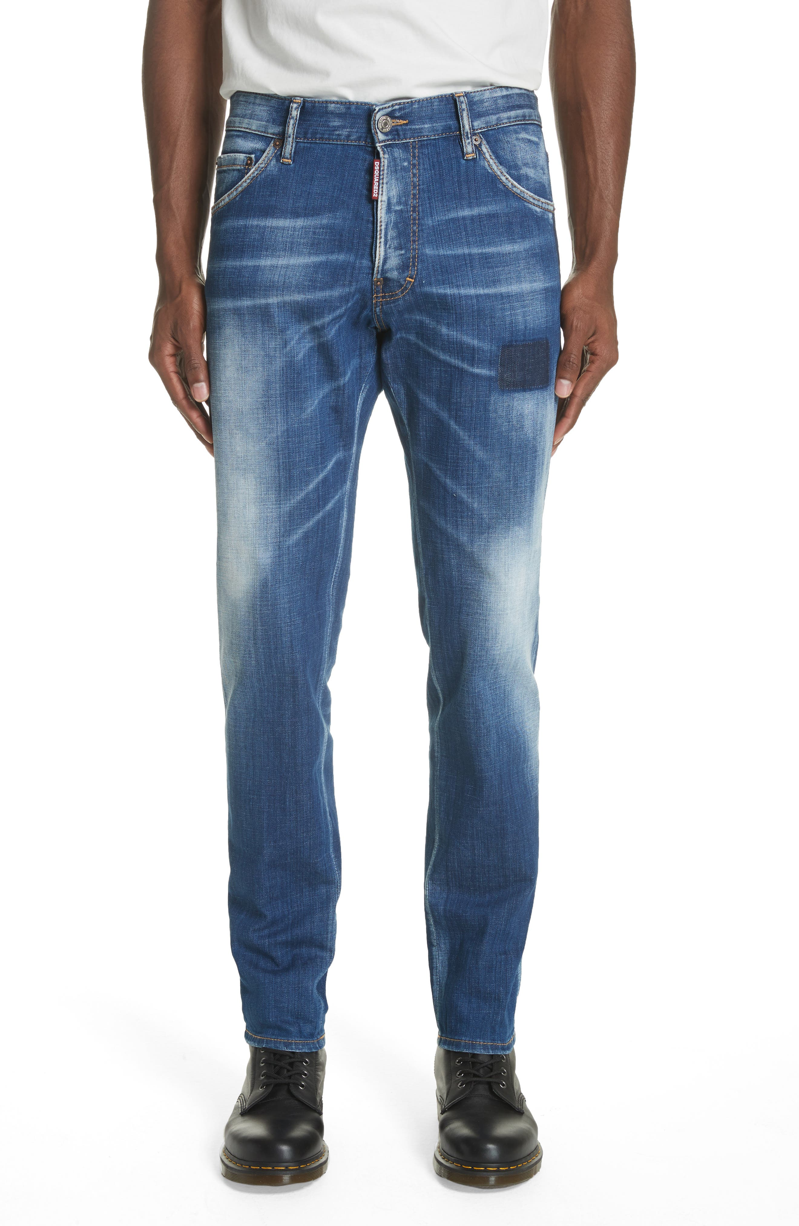 Pulito Cool Guy Jeans,                         Main,                         color,