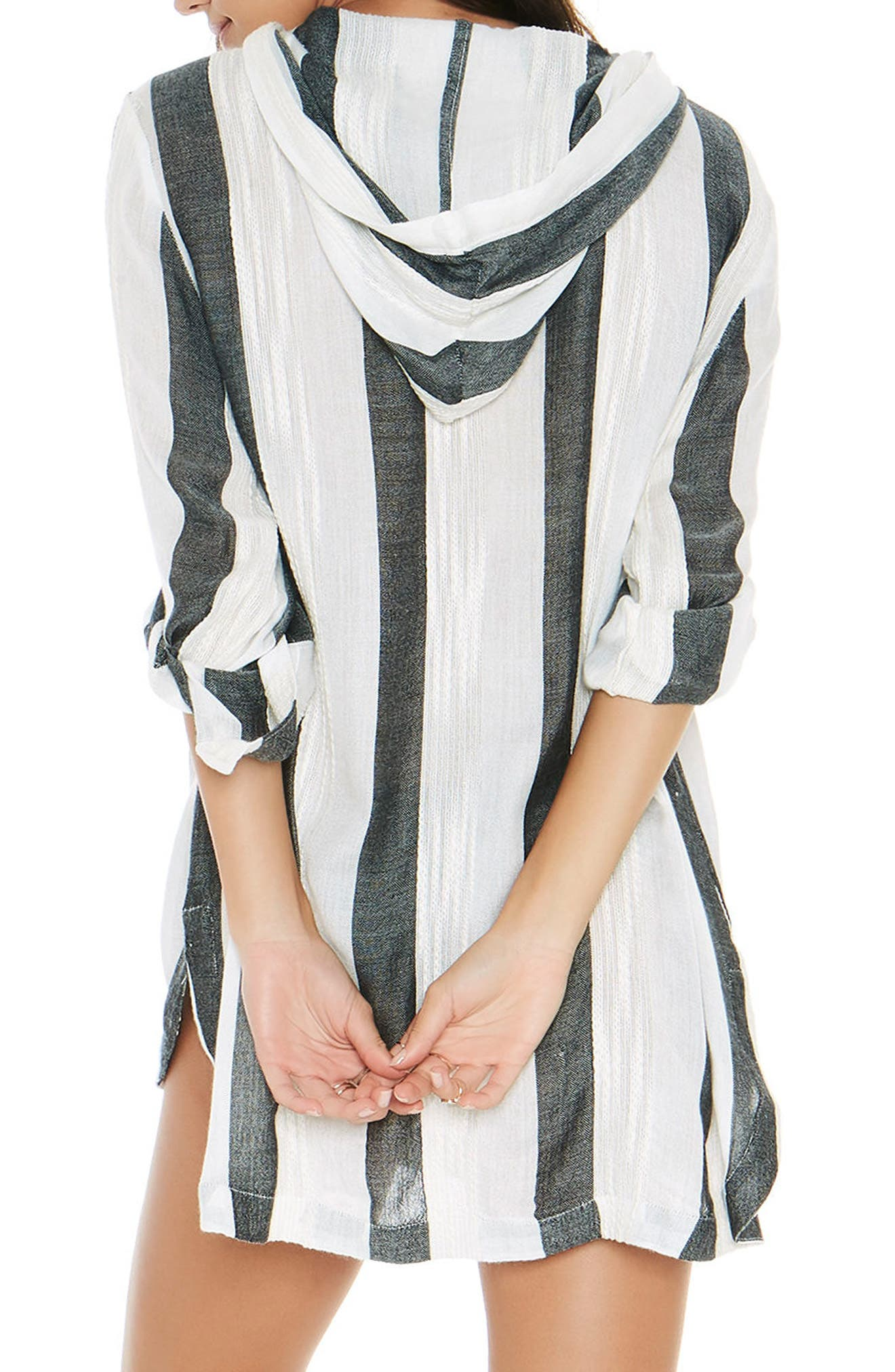 Love Letters Cover-Up Tunic,                             Alternate thumbnail 2, color,                             025