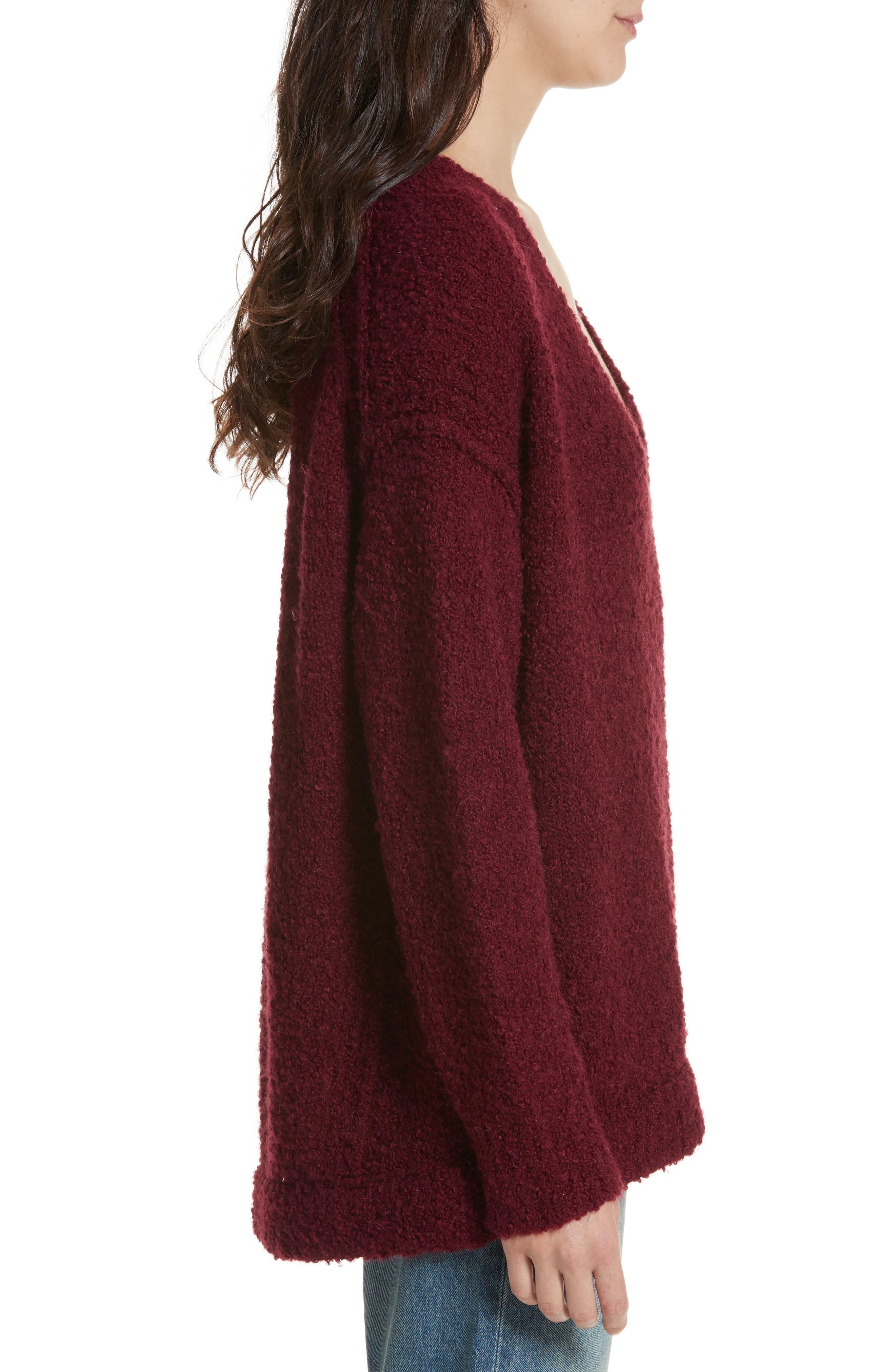 Lofty V-Neck Sweater,                             Alternate thumbnail 21, color,