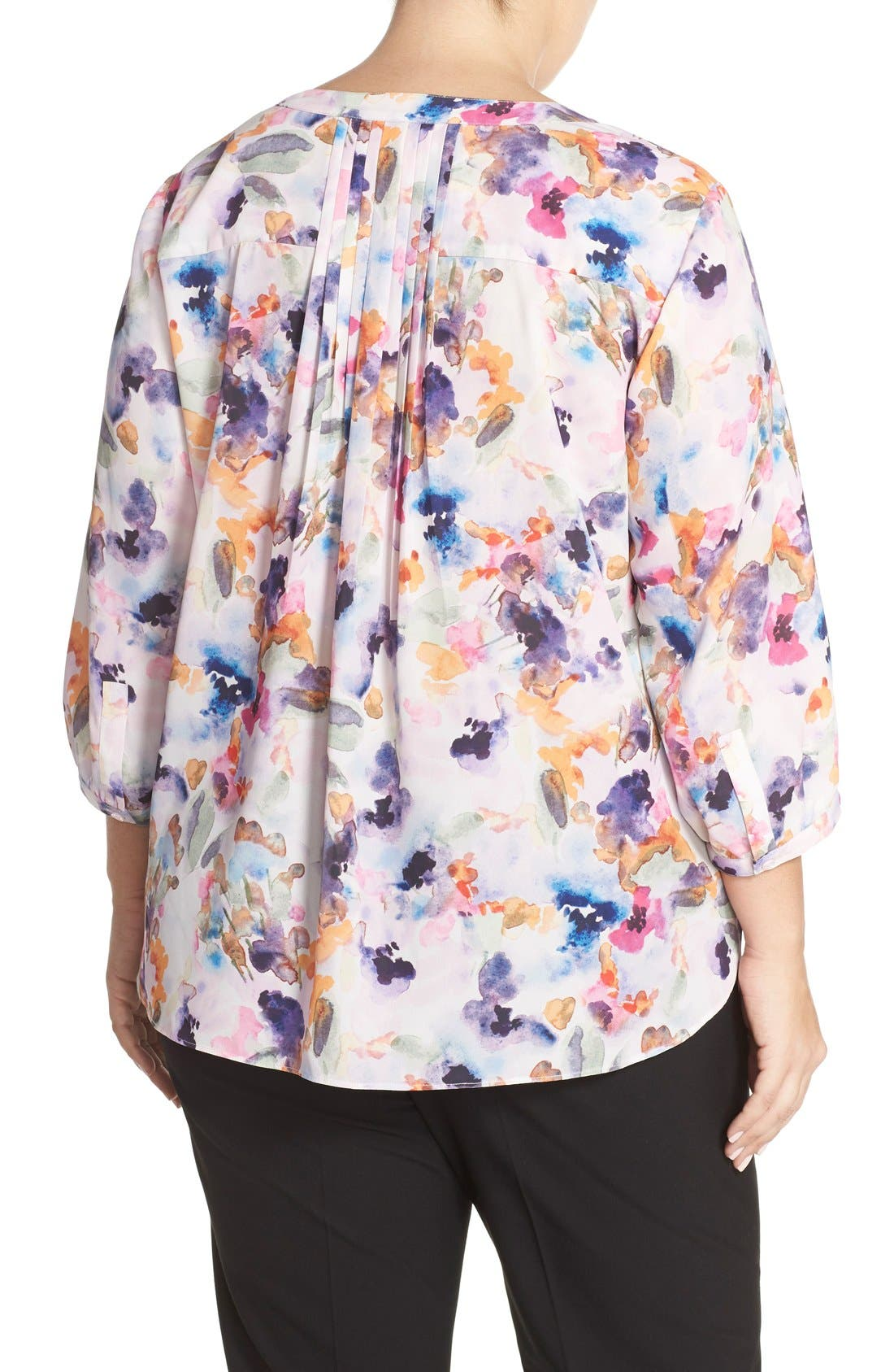 Henley Top,                             Alternate thumbnail 254, color,